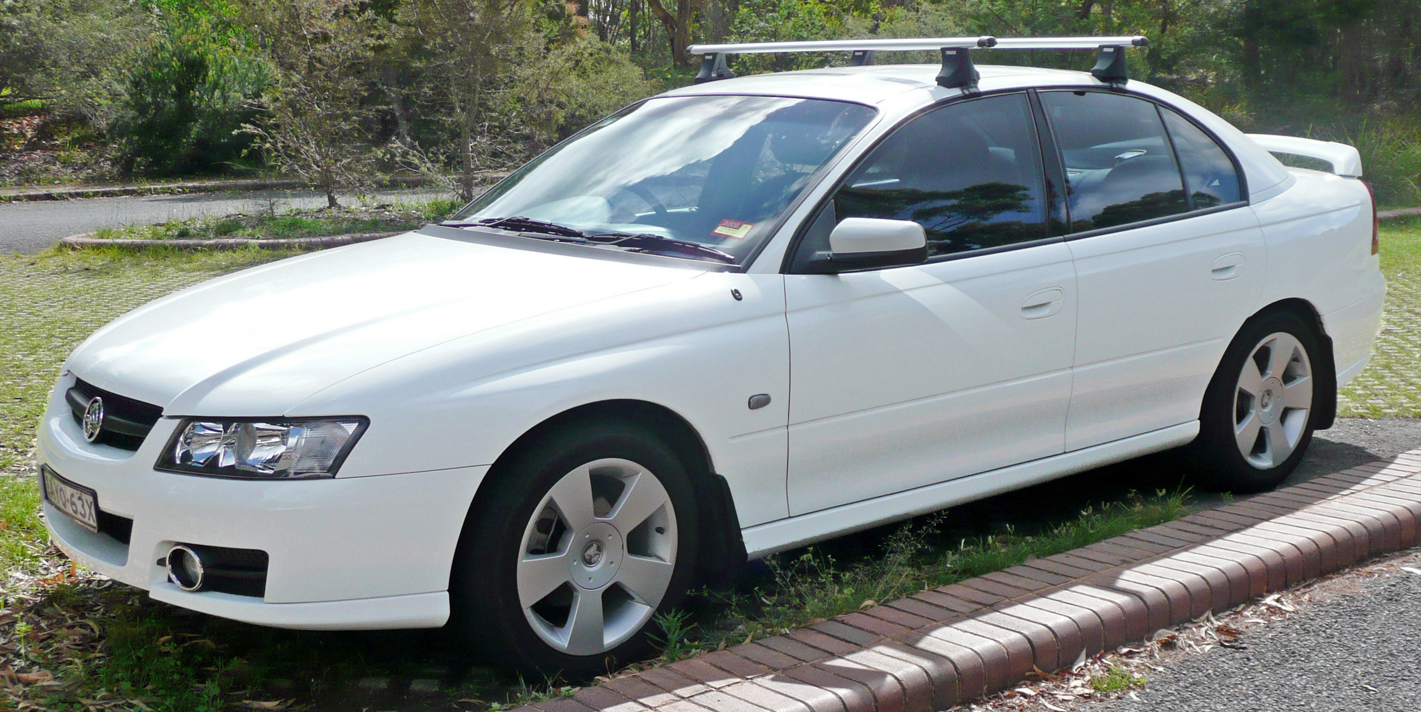 holden commodore (vt) 2006 images #5
