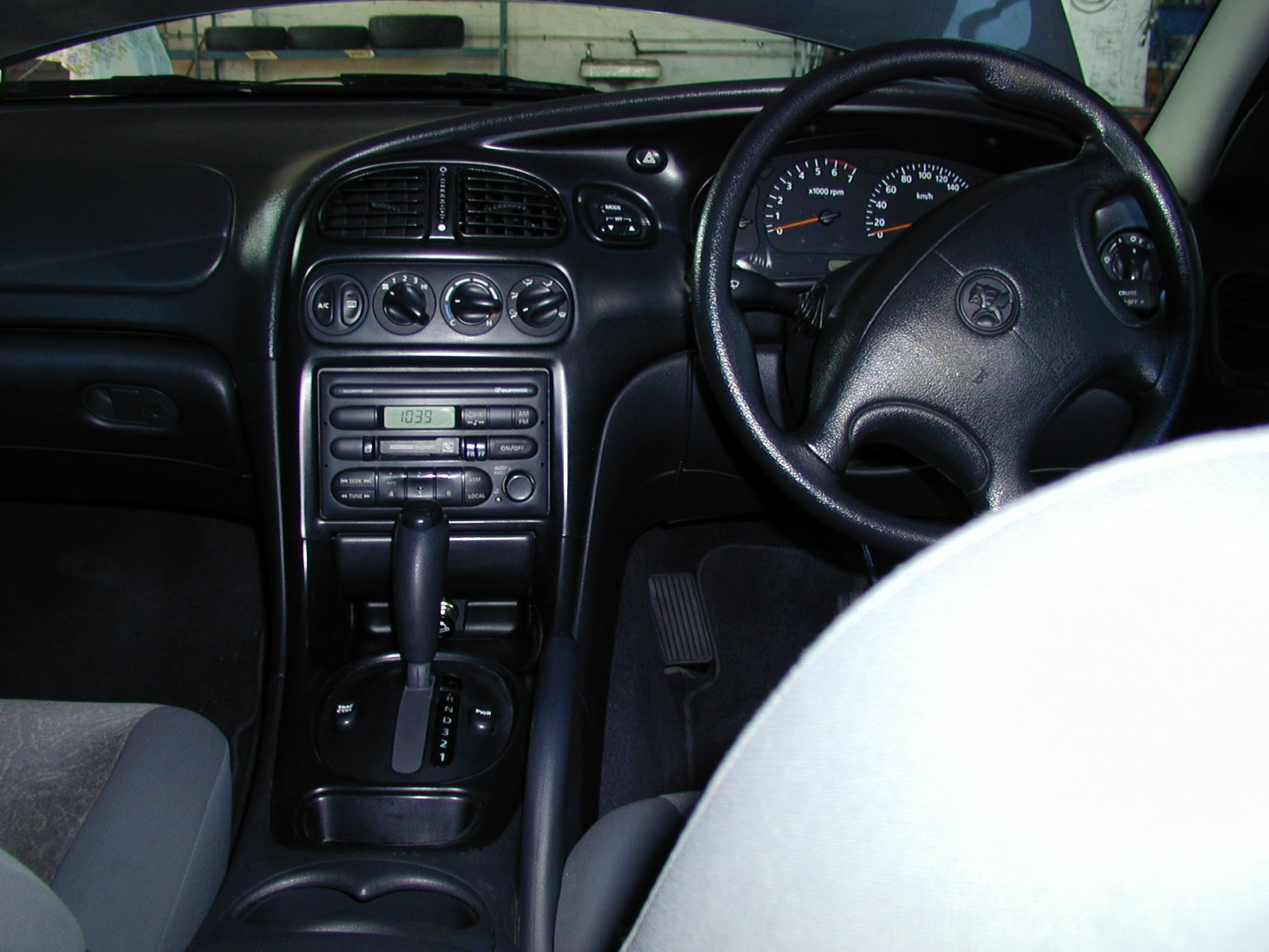 holden commodore (vt) 2007 models #8