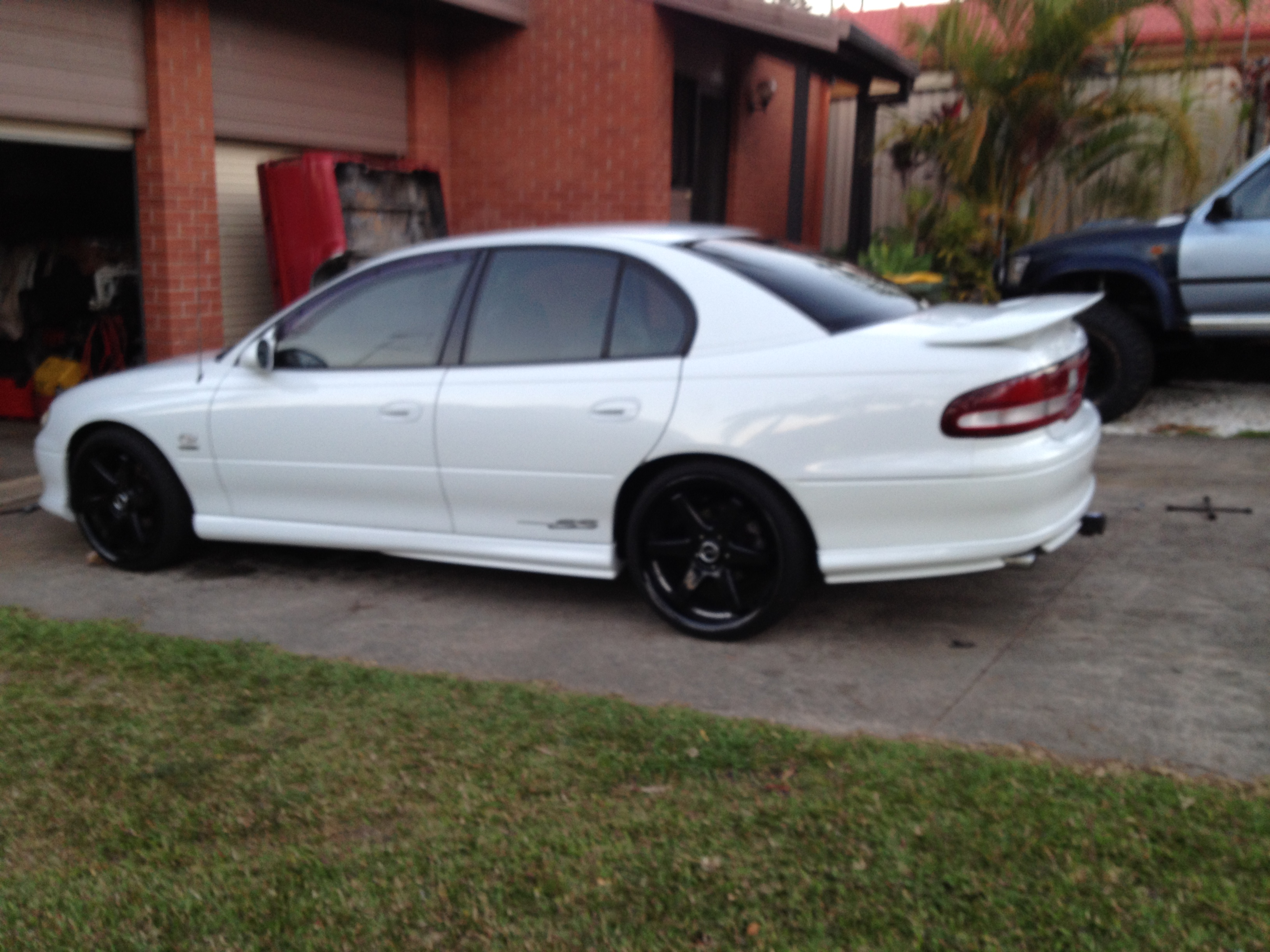 holden commodore (vt) 2014 images #9
