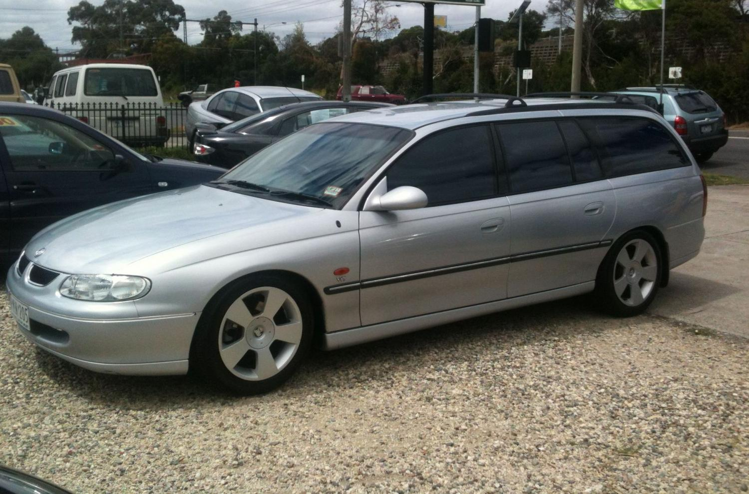 holden commodore wagon (vt) 2007 models #6
