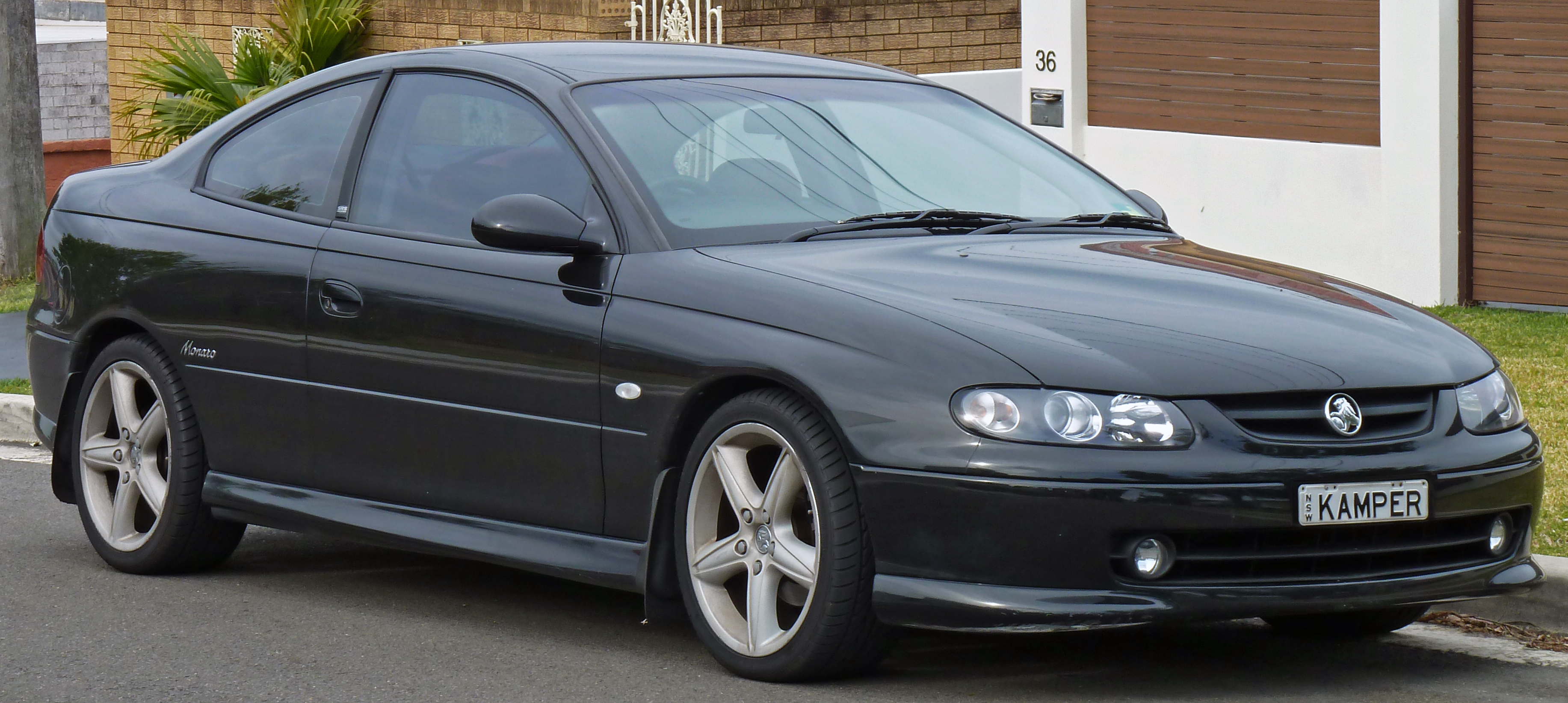 holden monaro pictures