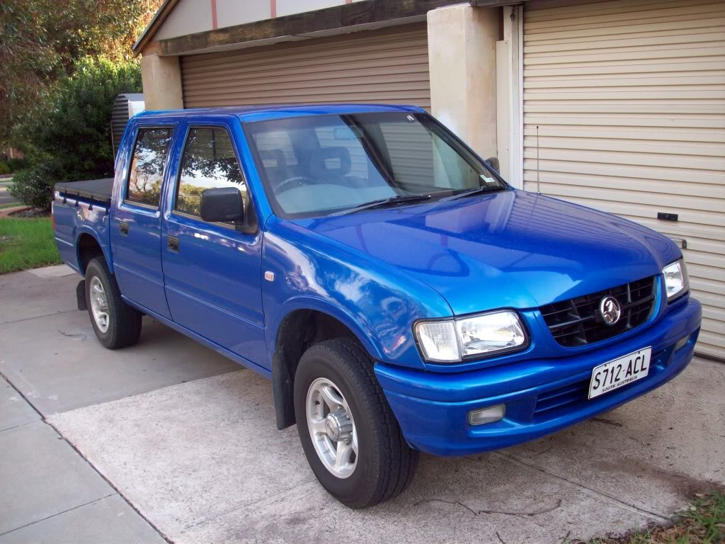 2000 Holden Rodeo Pictures Information And Specs Auto