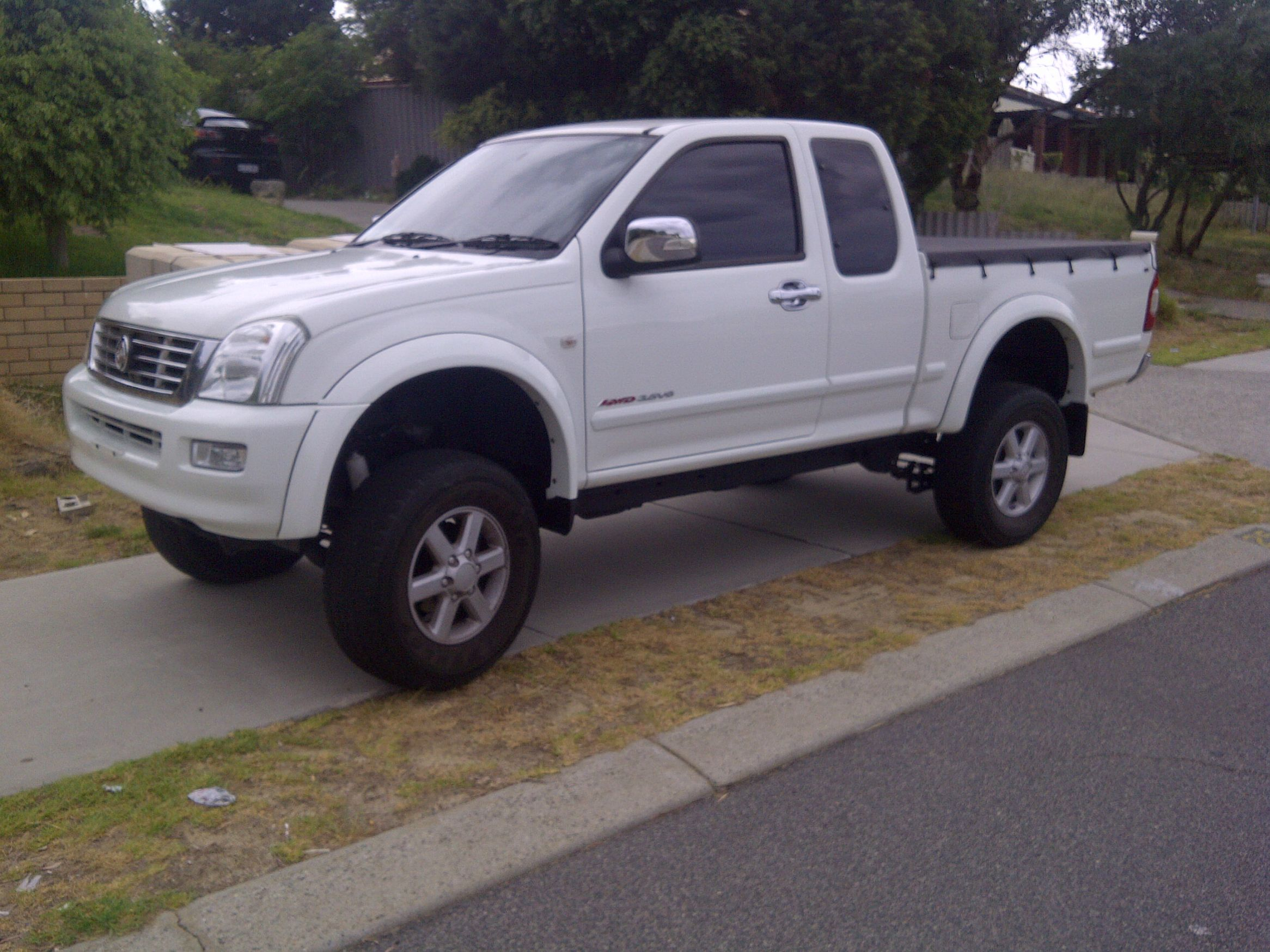 2005 Holden Rodeo – pictures, information and specs - Auto