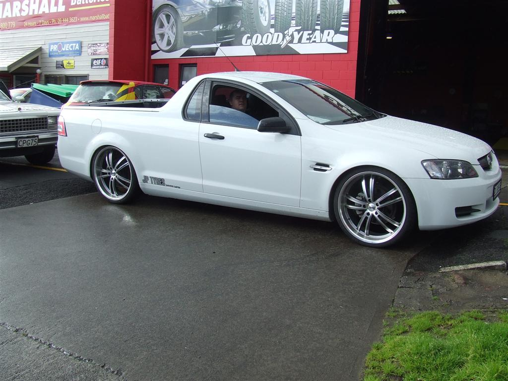 holden ute pictures #8