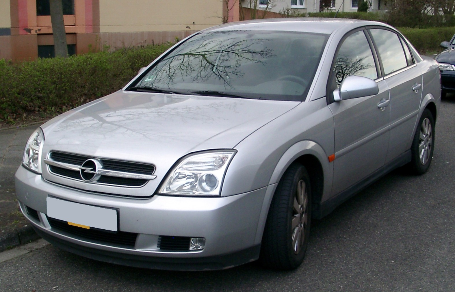 holden vectra (b) 2003
