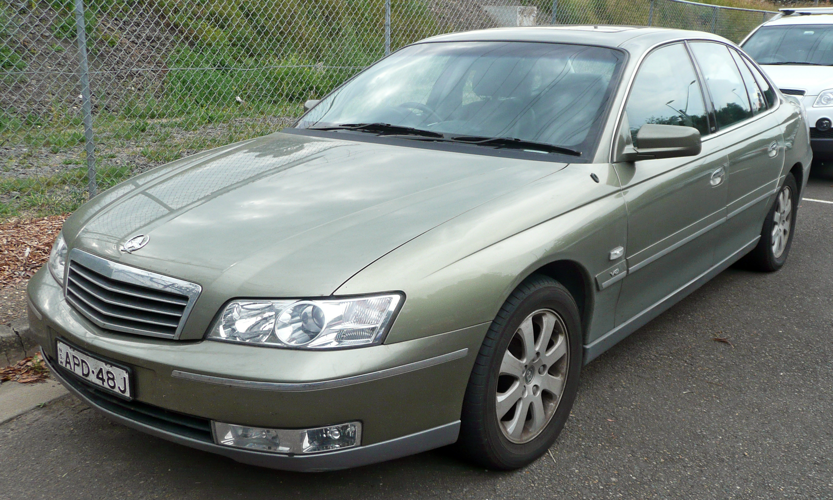holden vectra (b) 2003 images