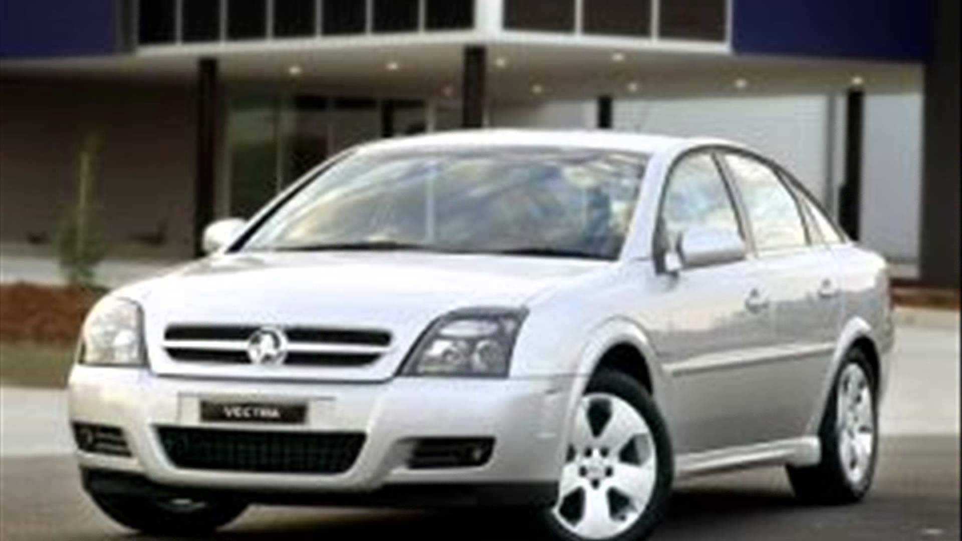 holden vectra (b) 2003 models