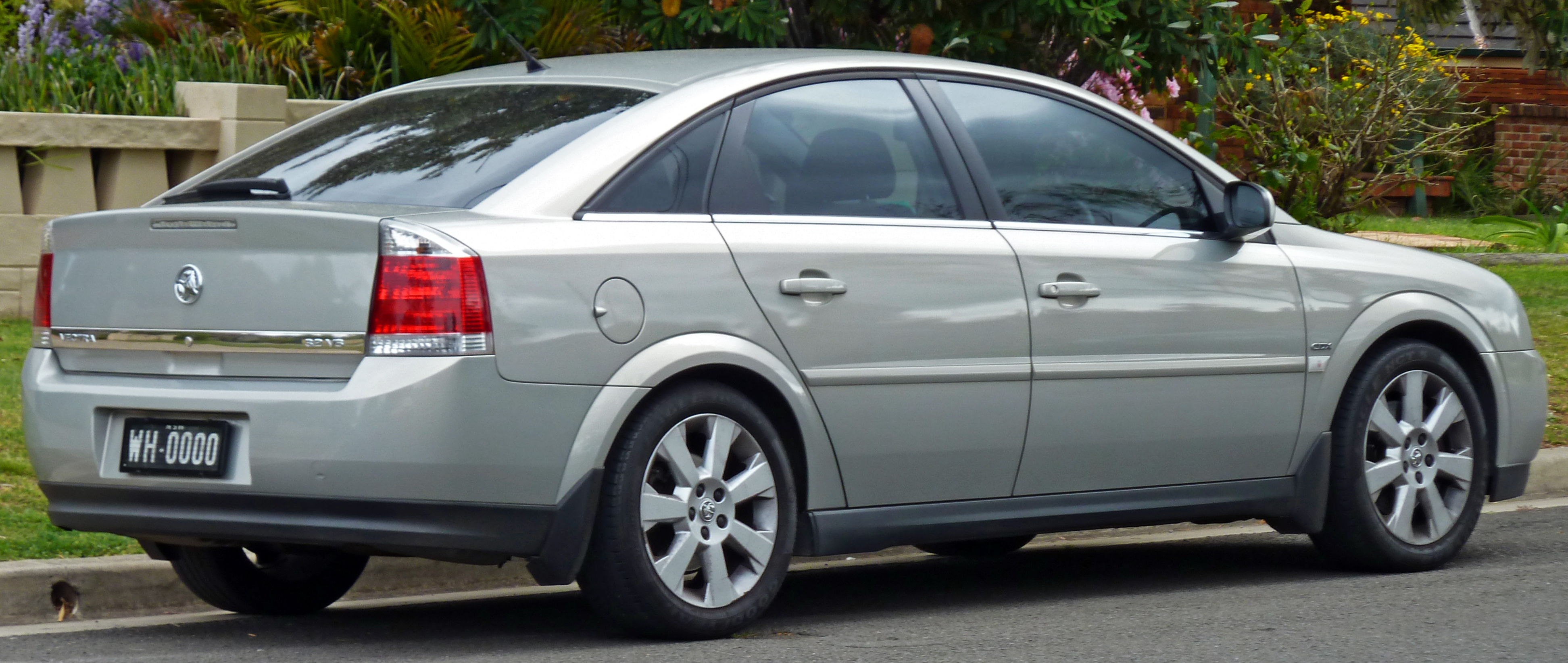 holden vectra (b) 2004 models