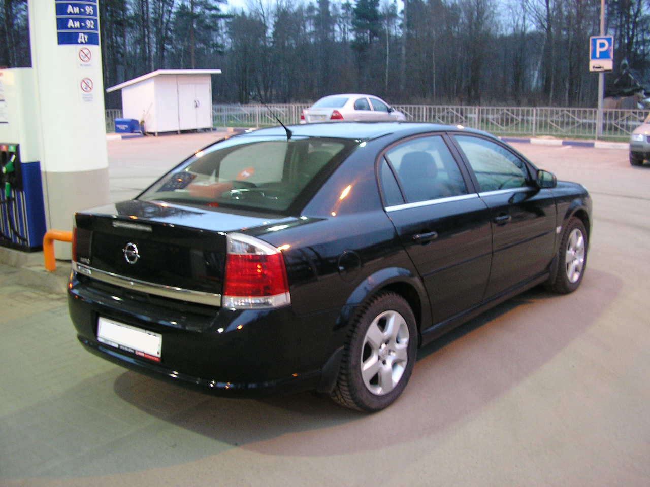 2008 Holden Vectra Hatcback B Pictures Information And Specs Opel Circuit Diagram Models 15