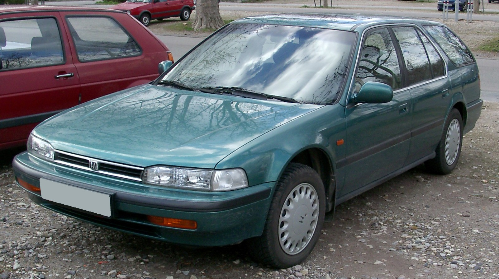 1991 honda accord se specs