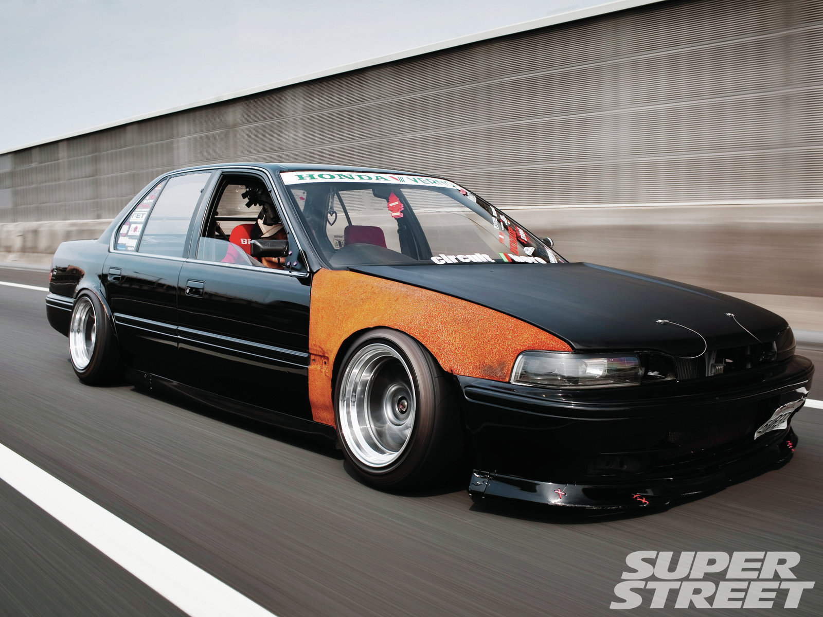 1991 Honda Accord Iv Cb3 Cb7 Pictures Information And