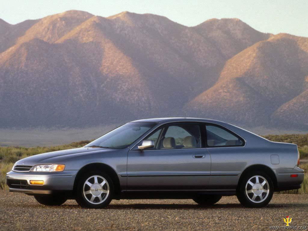honda accord iv coupe (cc1) 1991 pictures #2