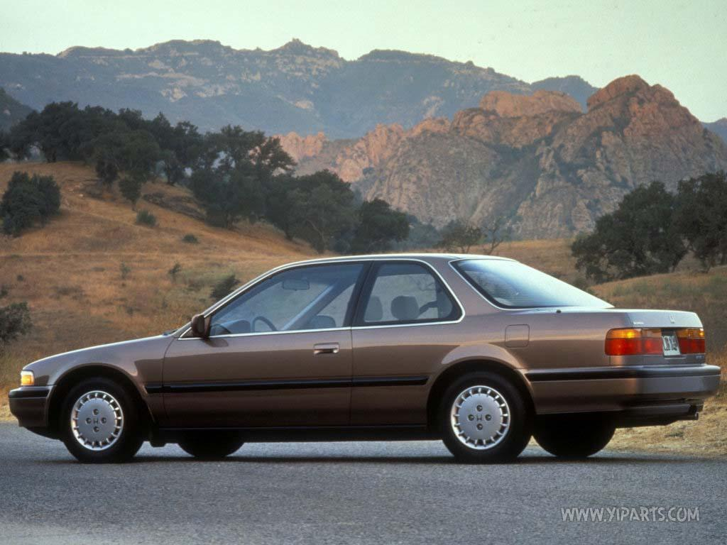 honda accord iv coupe (cc1) 1992 pics #6