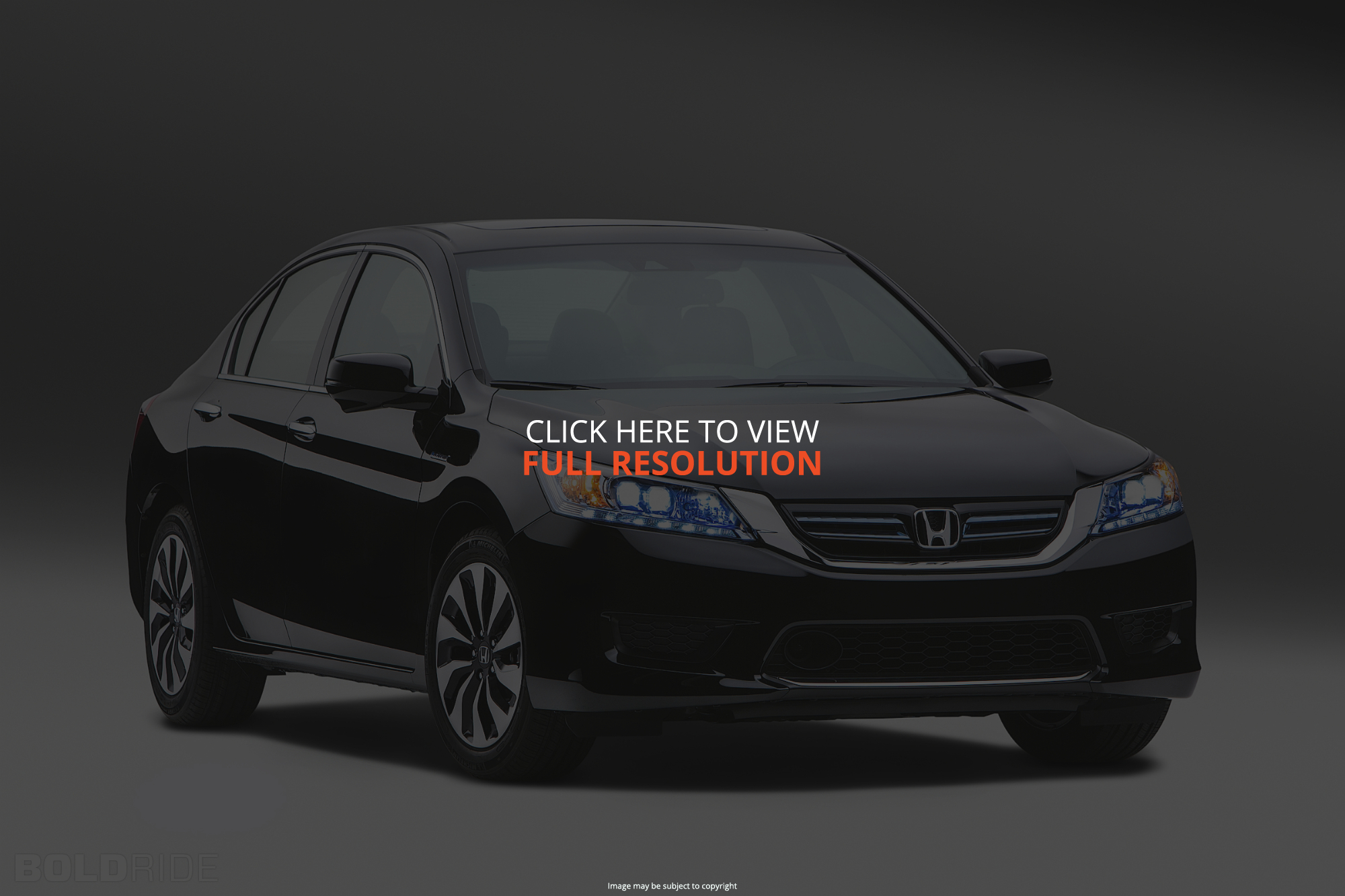honda accord pictures #3