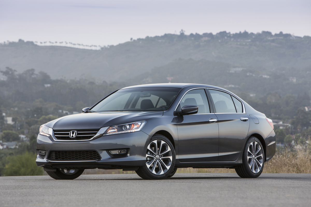 honda accord pictures #11