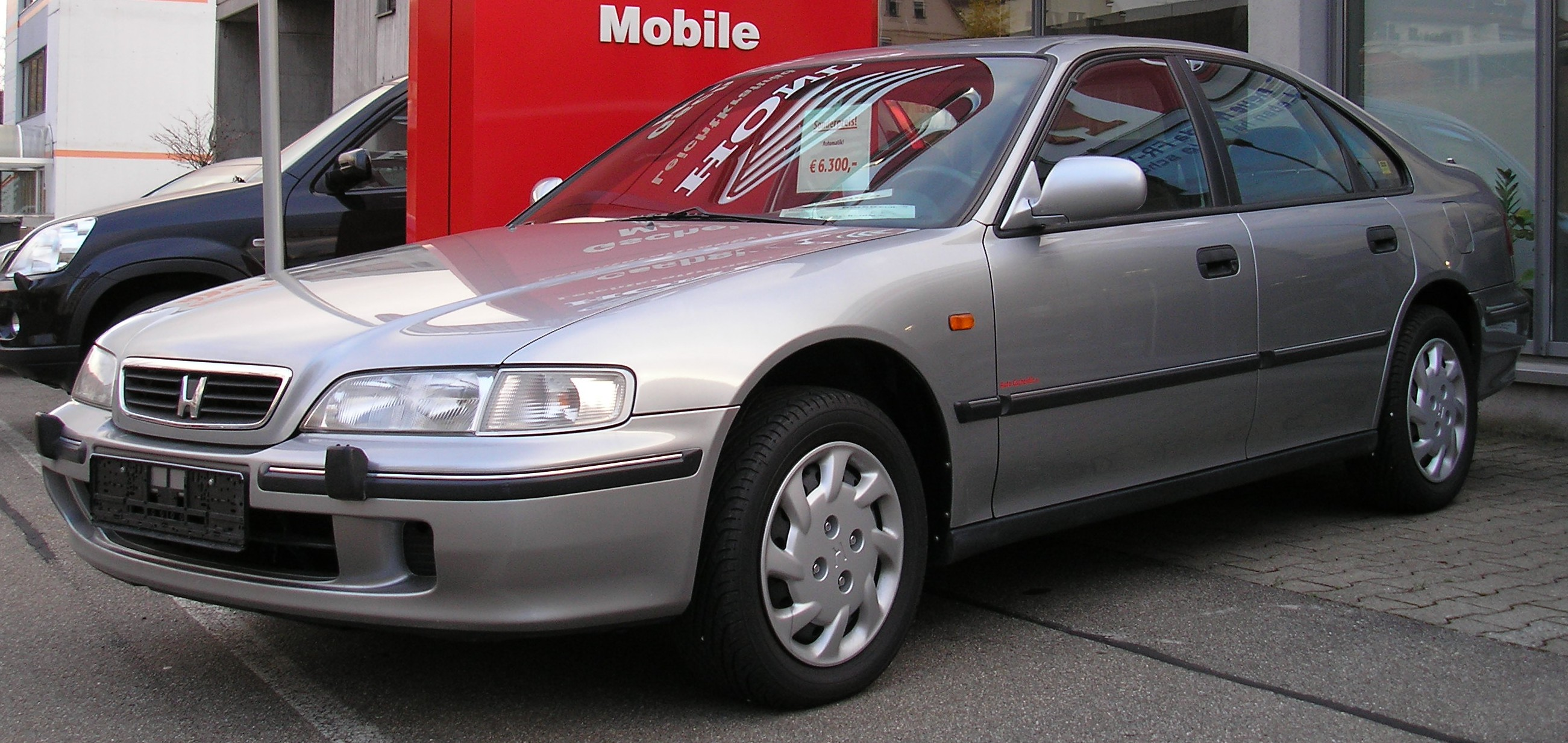 honda accord v (cc, ce) 1995 pictures #5