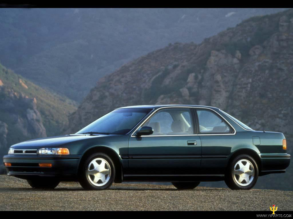 honda accord v coupe (cd7) 1997 images