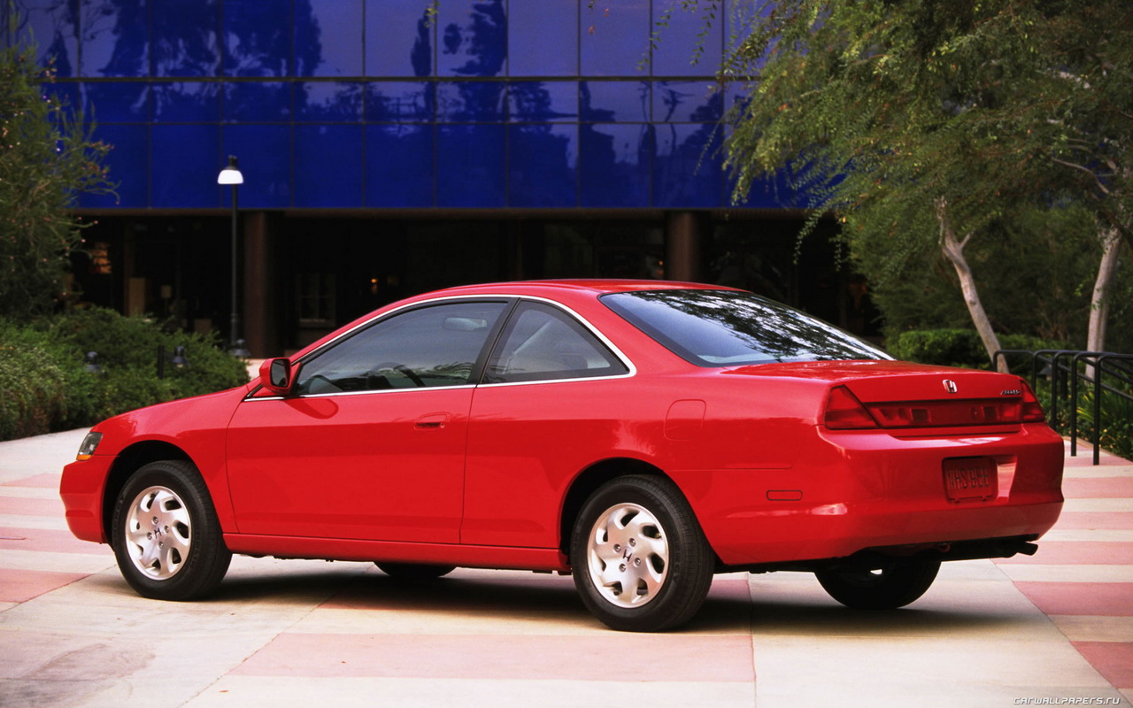 2000 Honda Accord Vi Coupe Pictures Information And Specs Auto Database Com