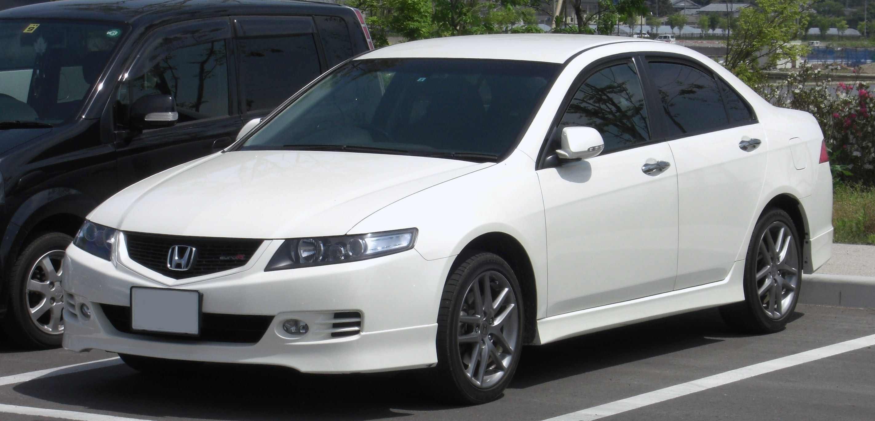 honda accord vii 2002 models #14