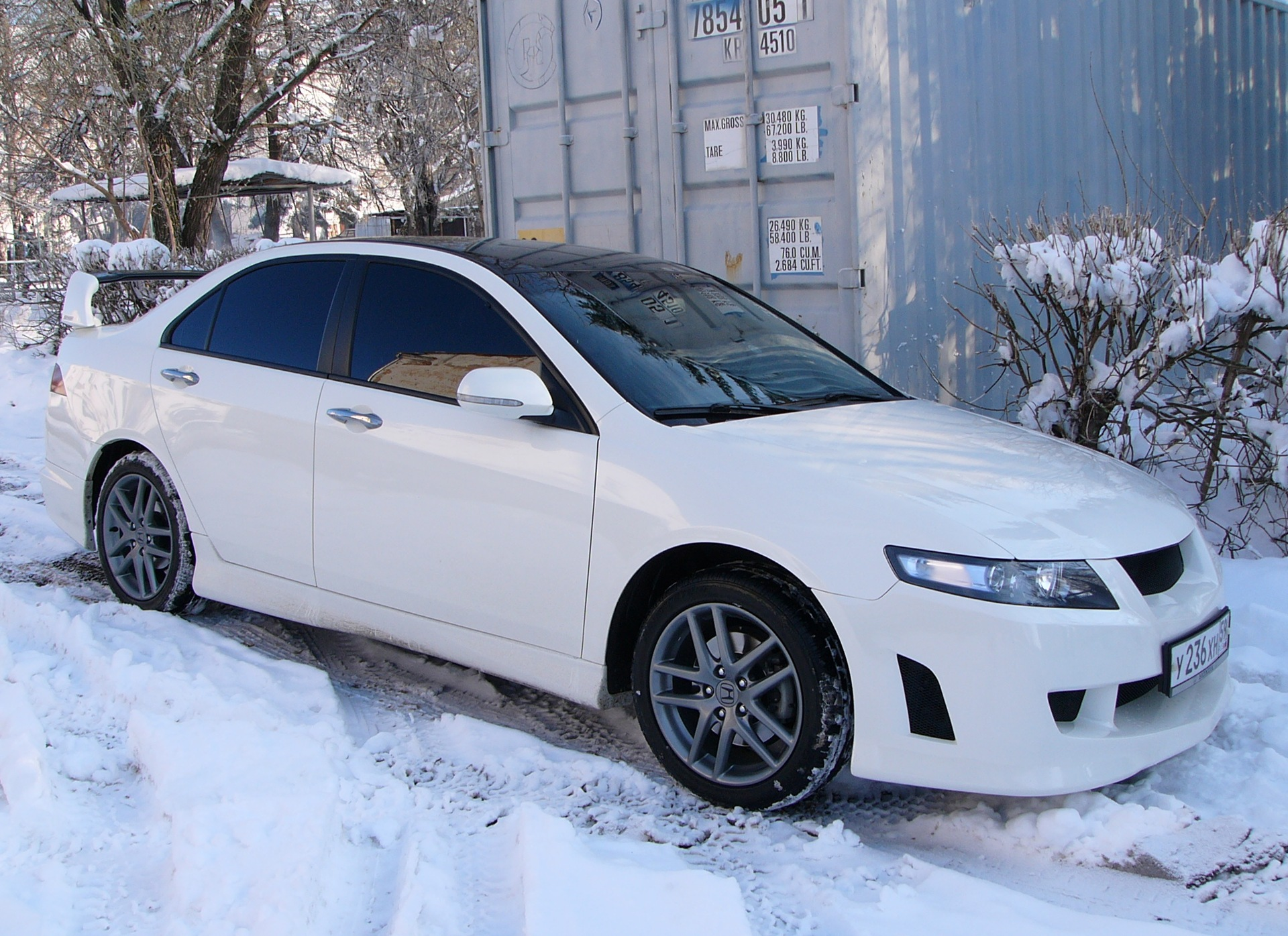 honda accord vii 2002 pictures #10