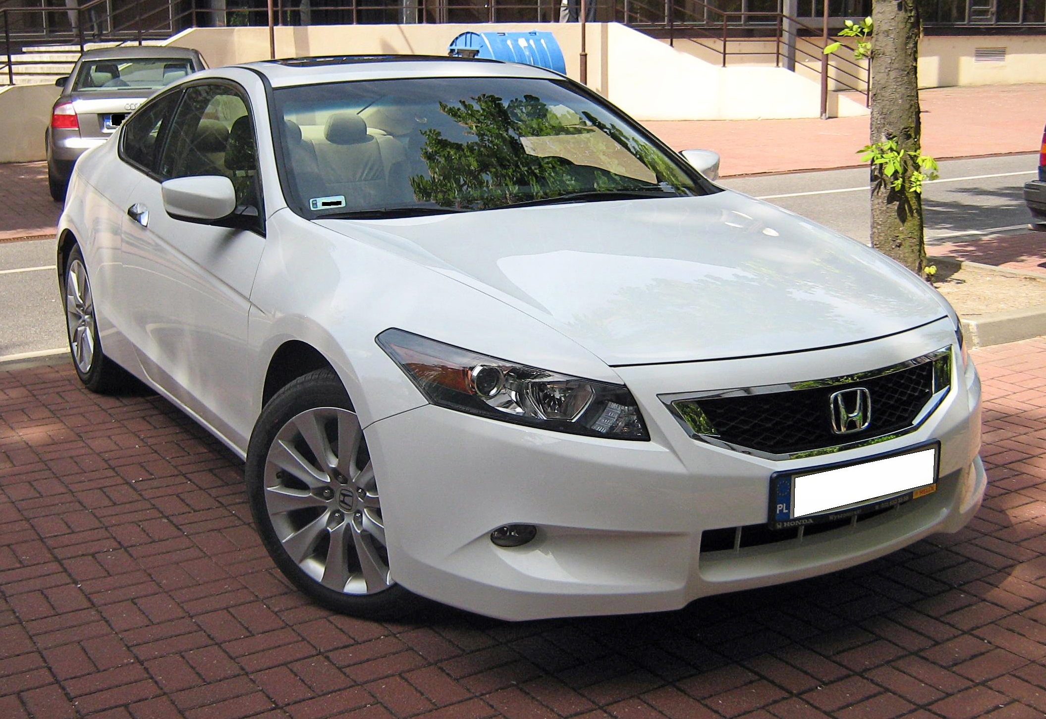 honda accord viii coupe 2009 images #1