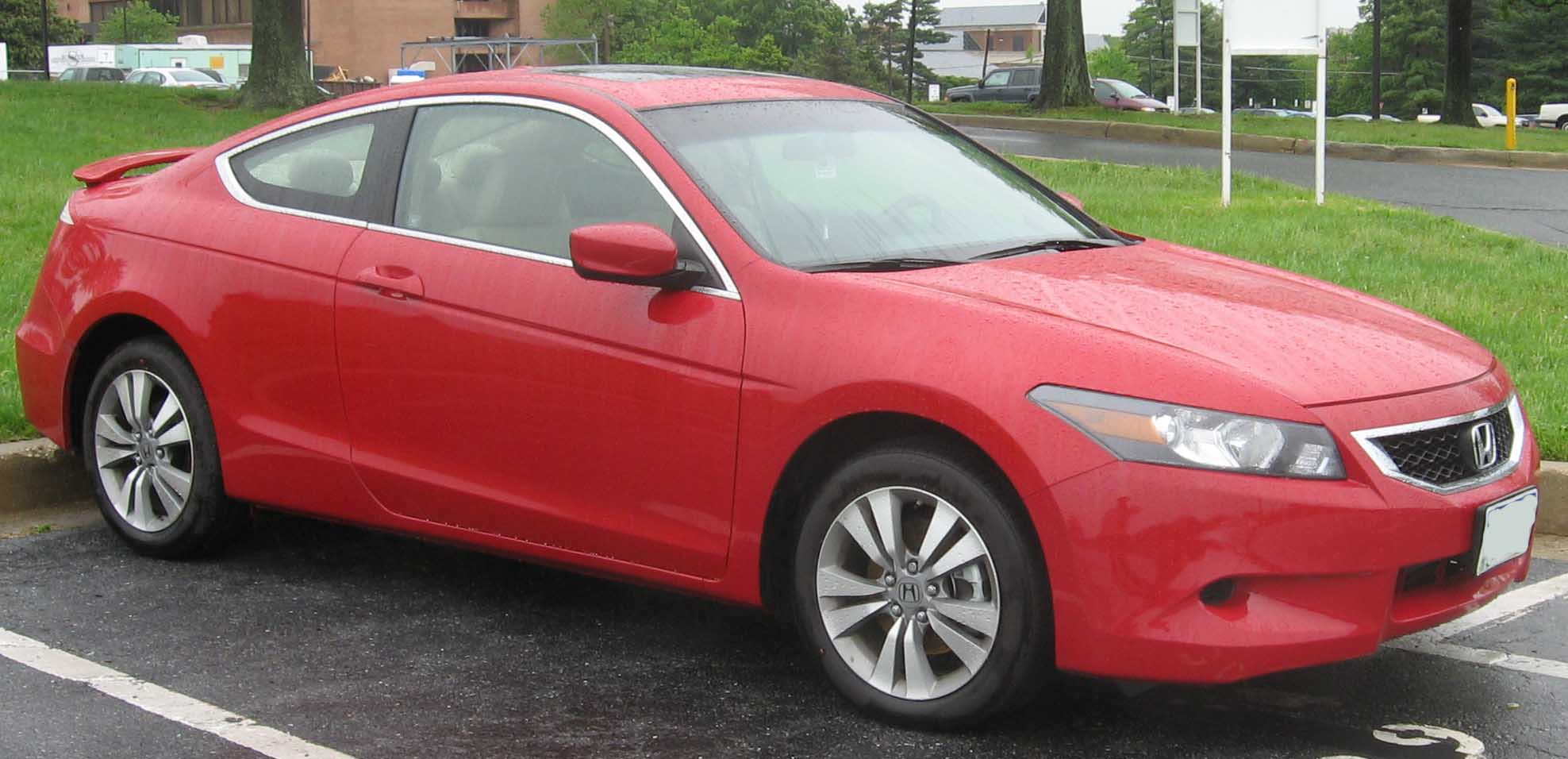 honda accord viii coupe 2011 models