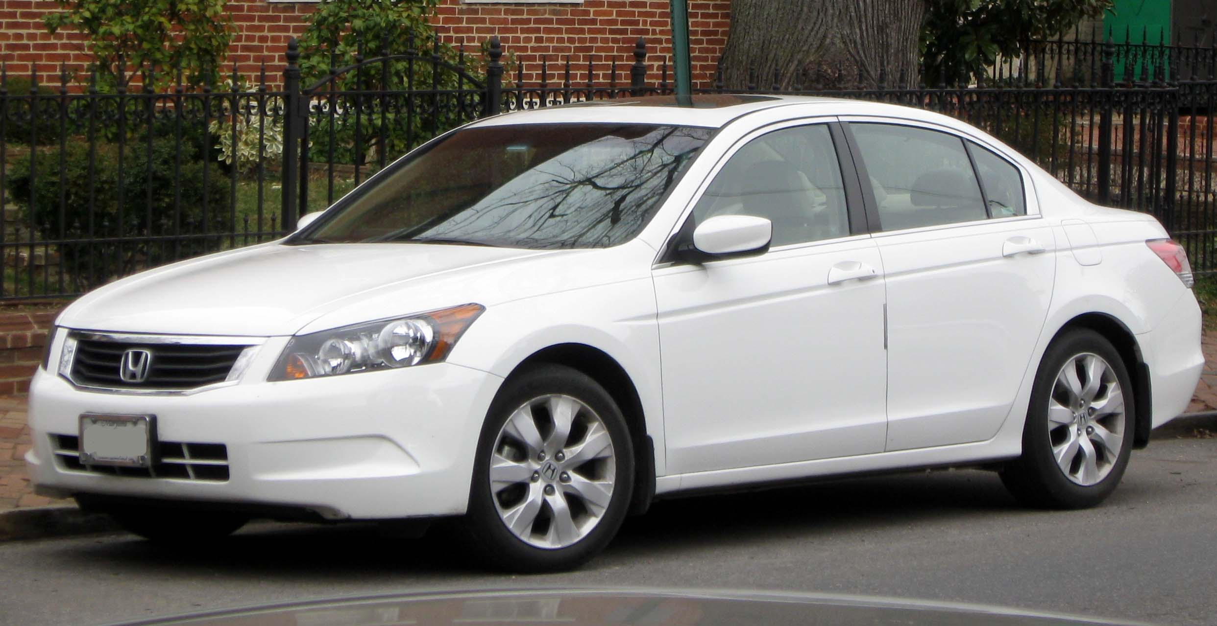 honda accord viii sedan 2014 #5