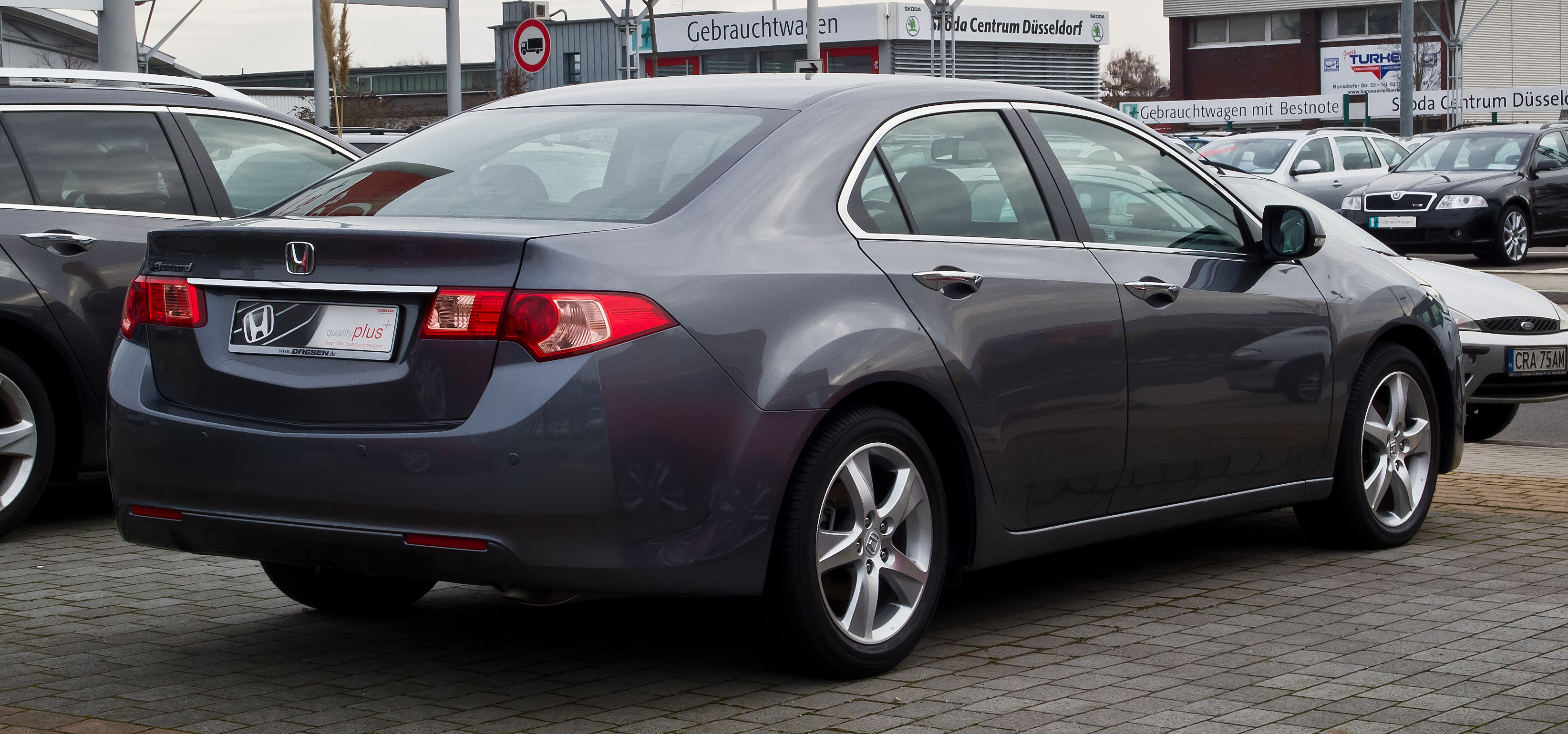 honda accord viii sedan 2014 #13