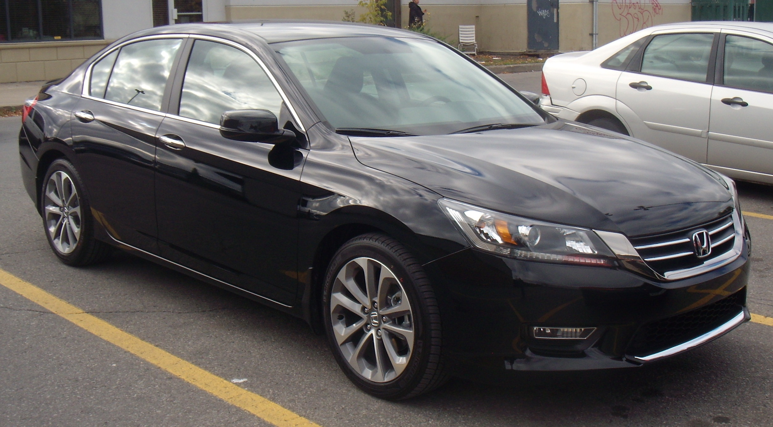 honda accord viii sedan 2014 images #3