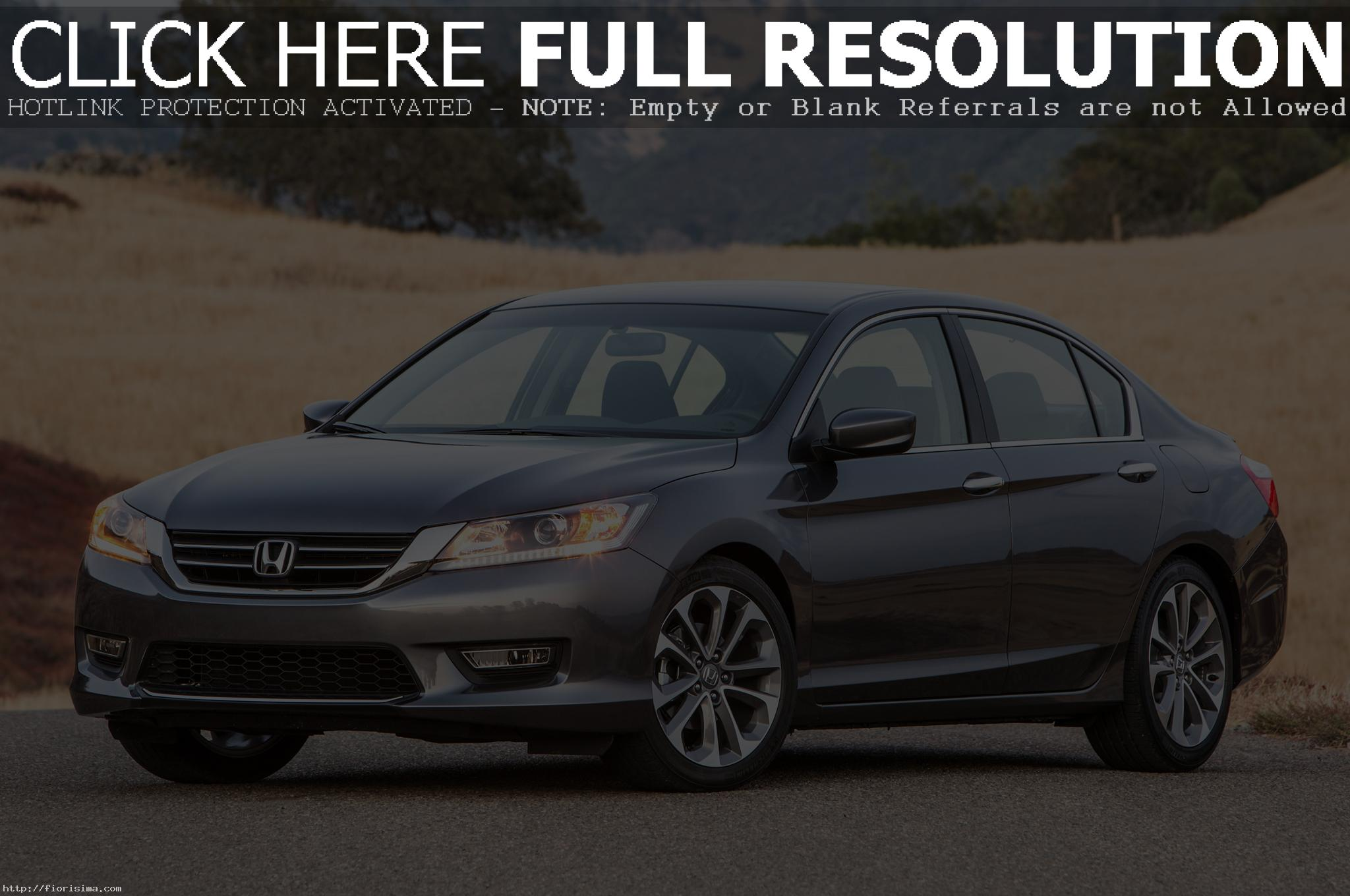 honda accord viii sedan 2014 pictures #6