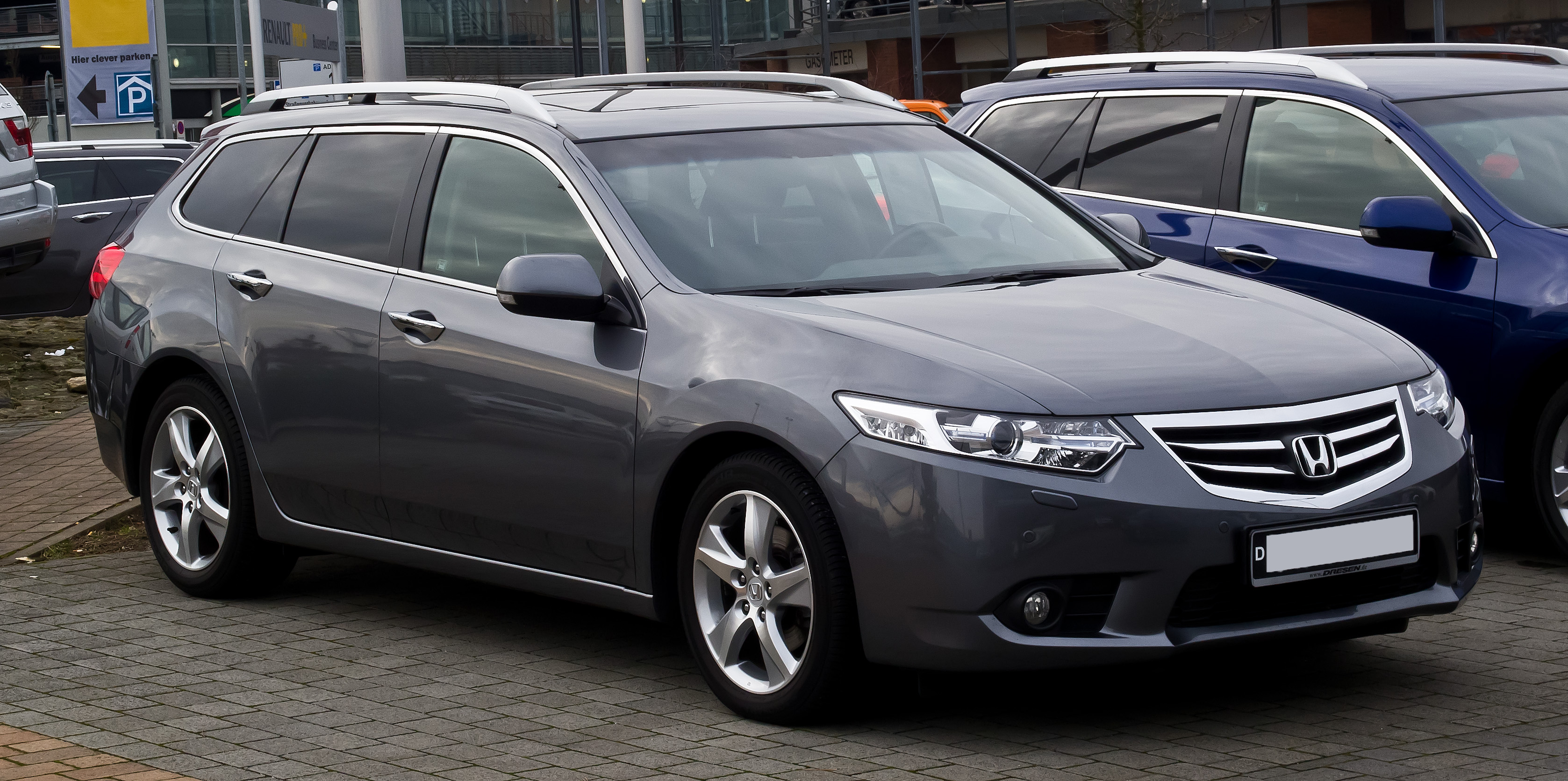 2014 Honda Accord Viii Tourer Pictures Information And