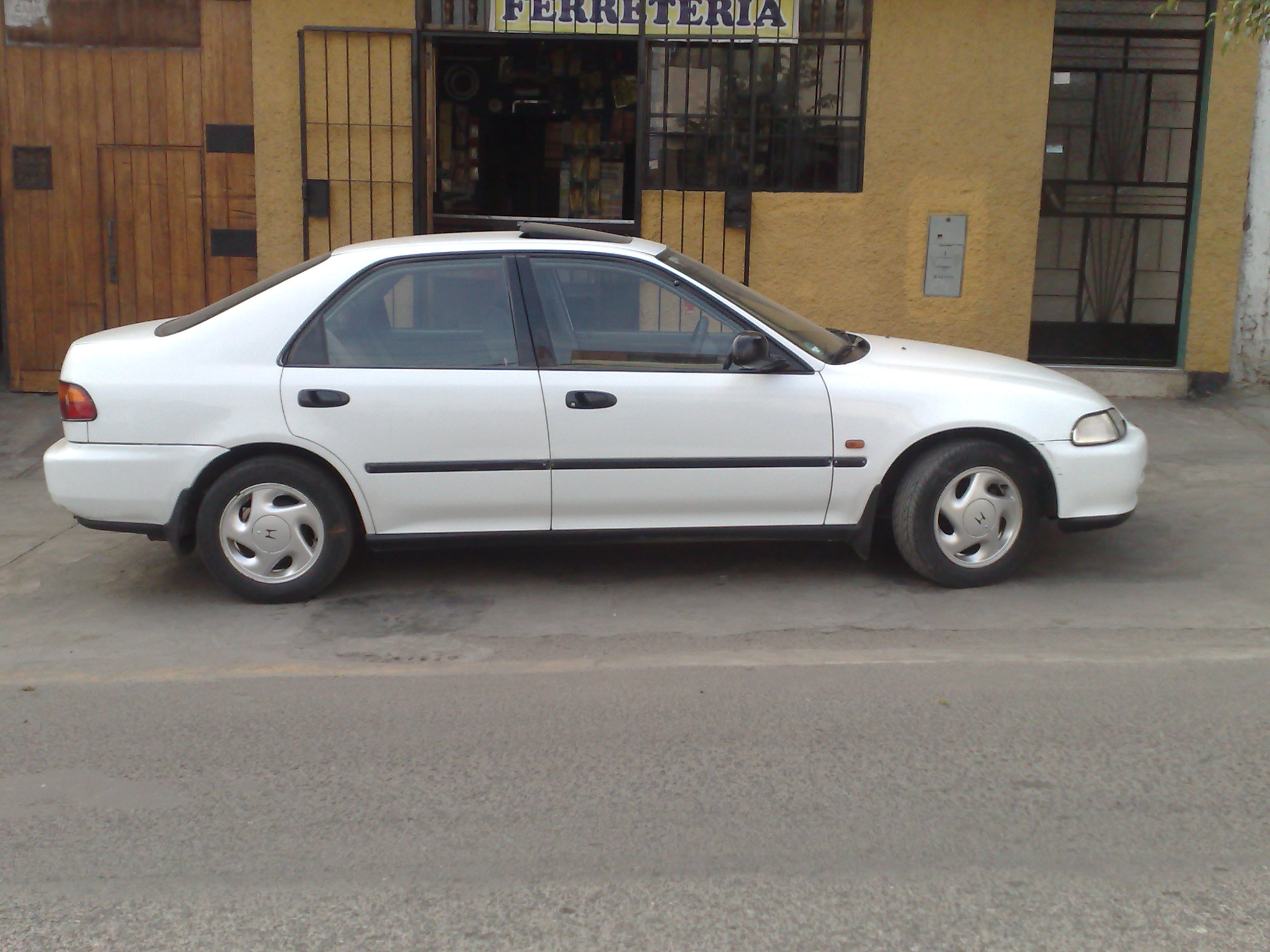 1992 Honda City ii - pictures, information and specs ...