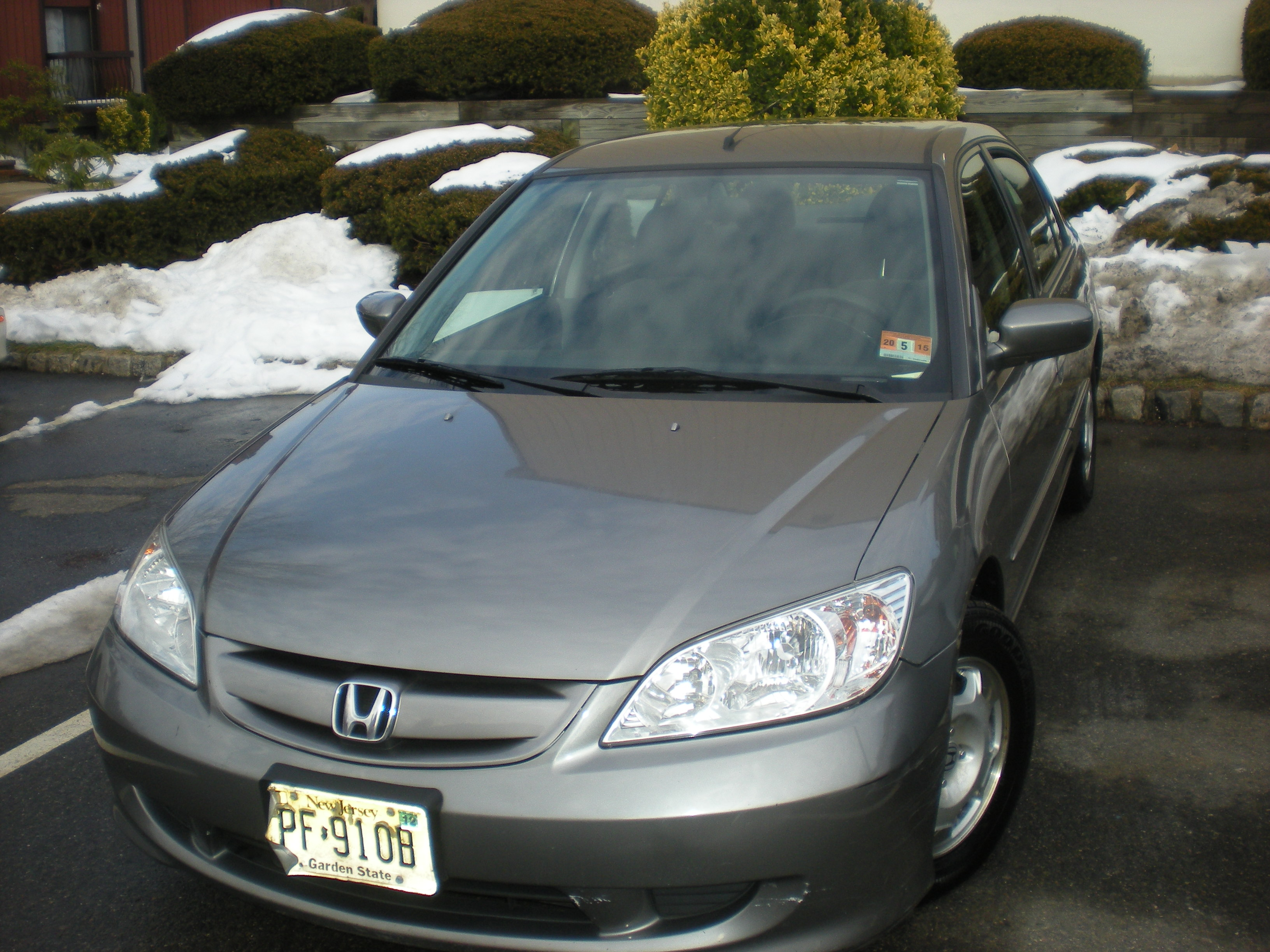 honda city sedan 2005 models #13