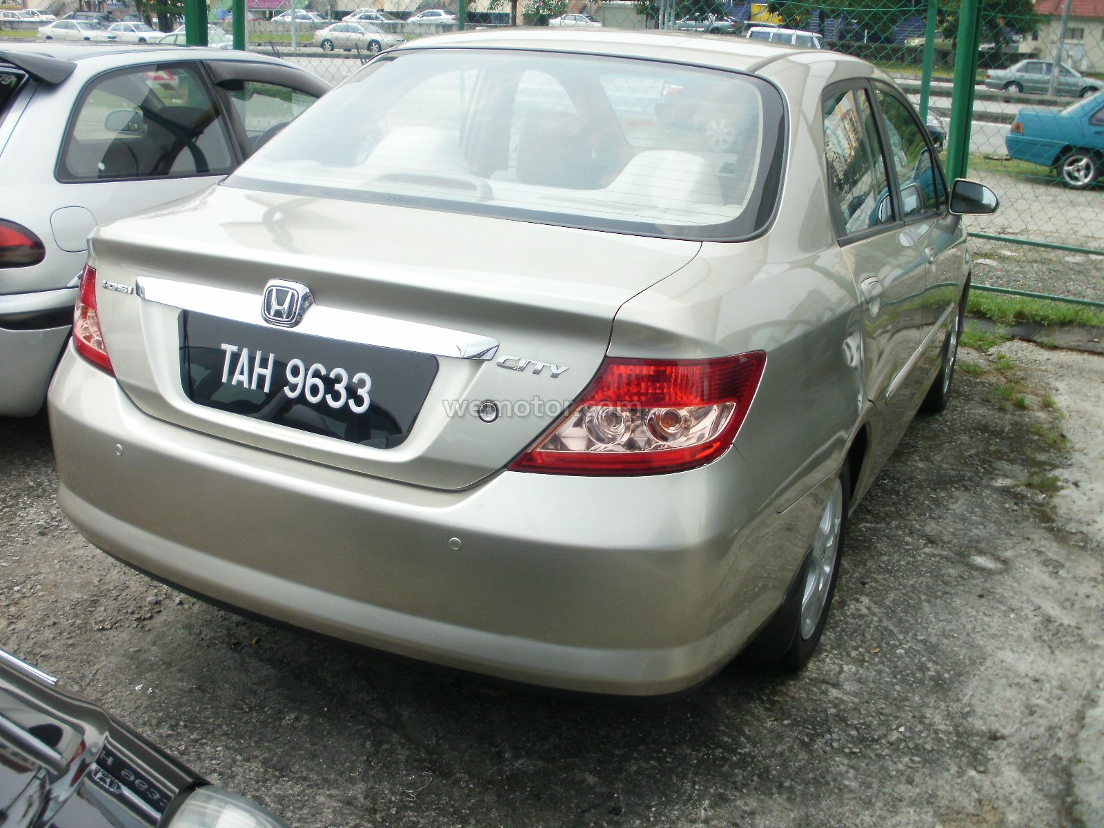 honda city sedan 2005 pictures #1
