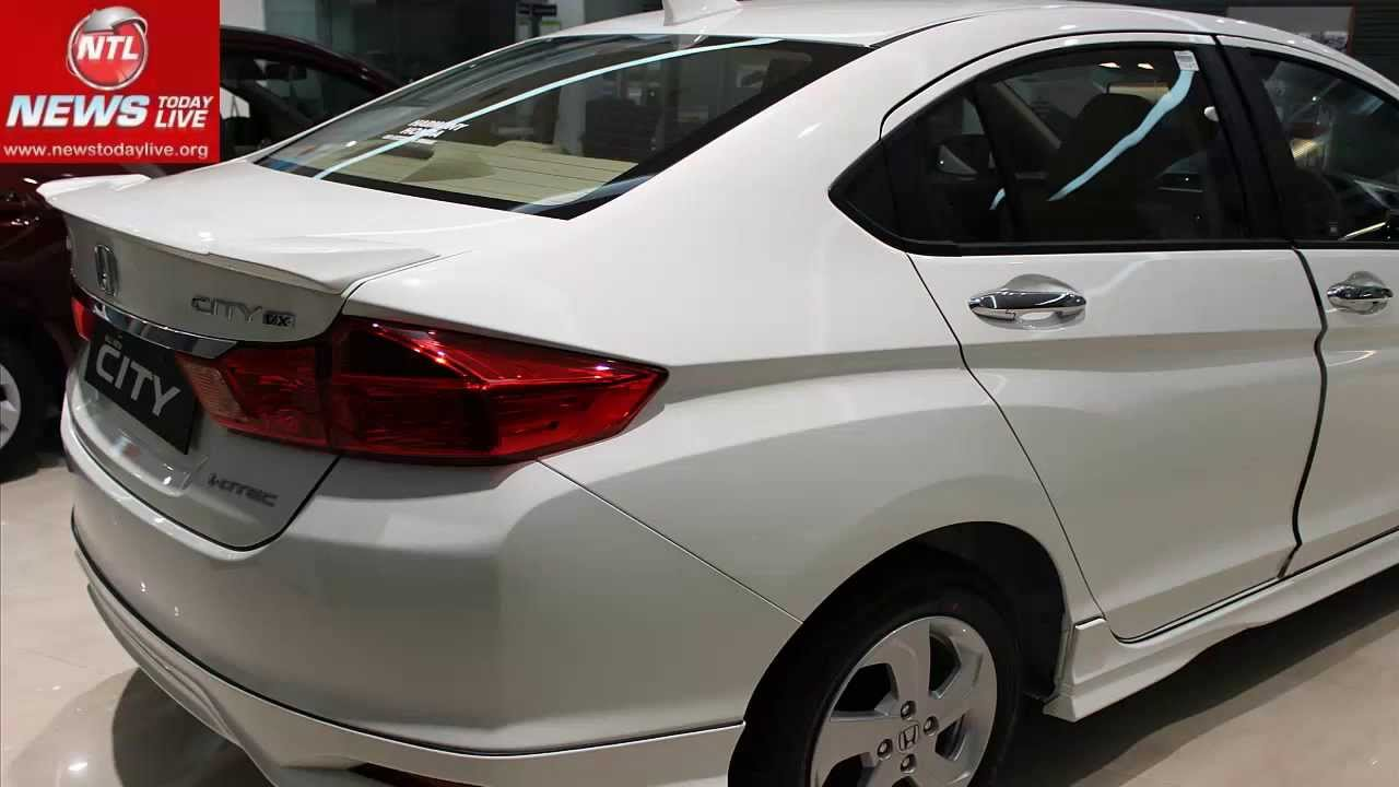 2014 honda city v � pictures information and specs auto