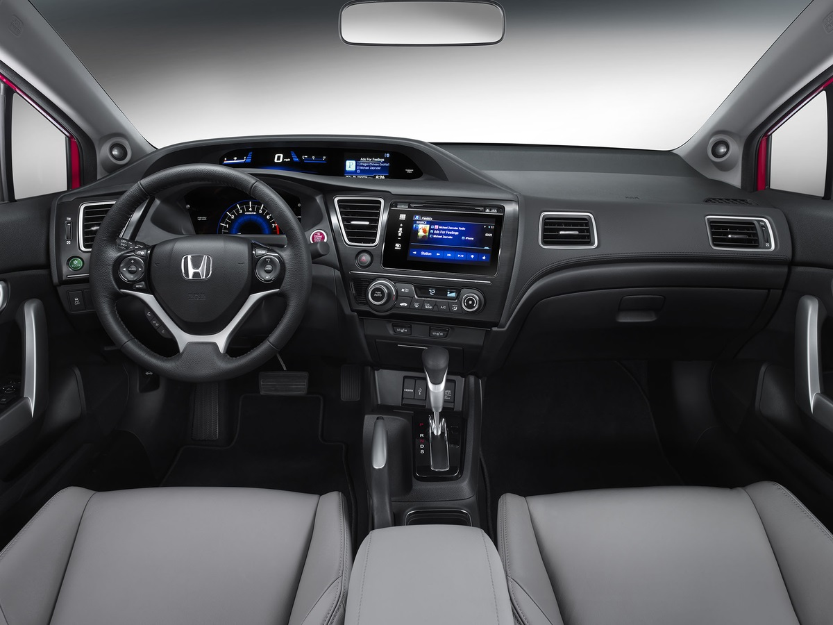 Lovely Honda Civic Coupe Ix 2013 Pictures #13