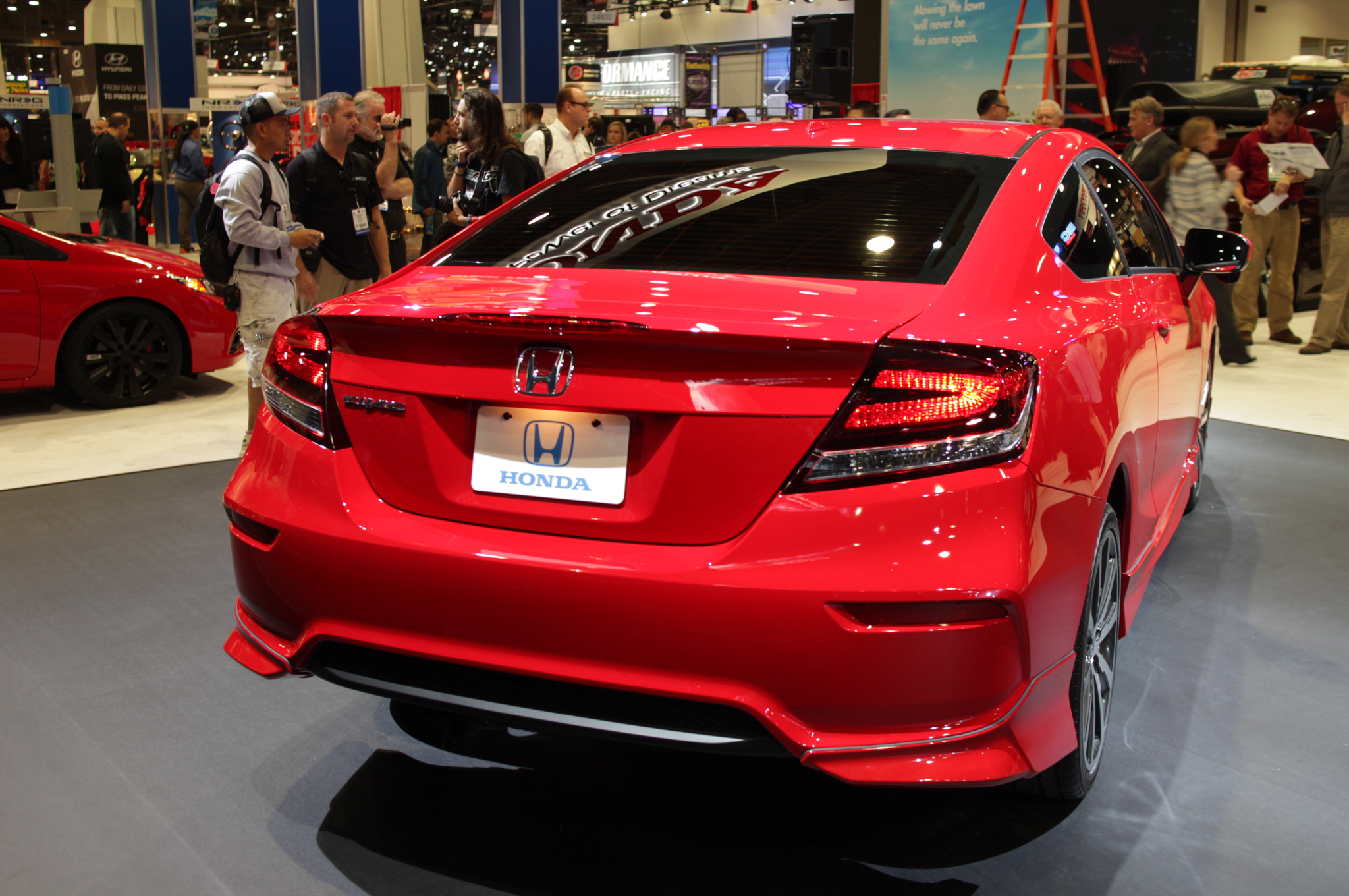 2014 honda civic coupe ix pictures information and for 2014 honda civic si horsepower