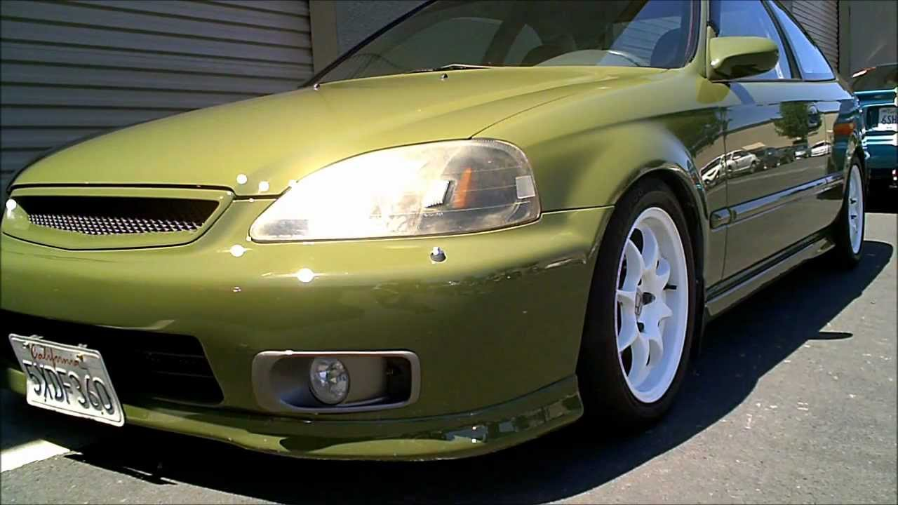 honda civic coupe vi 1998