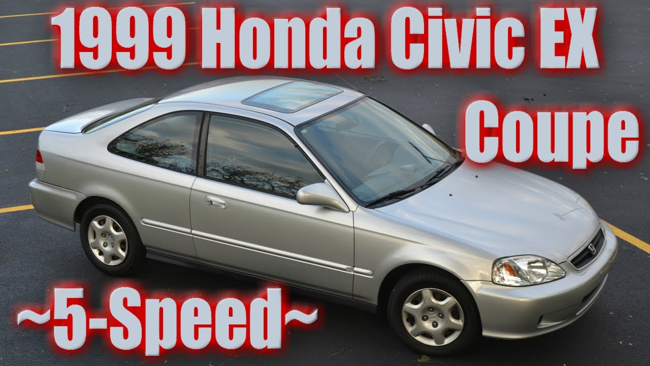 1999 Honda Civic Coupe Vi Pictures Information And Specs Auto