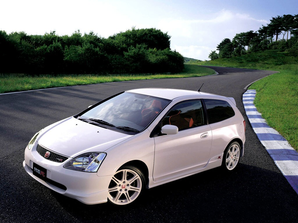 honda civic coupe vii 2002 images #7