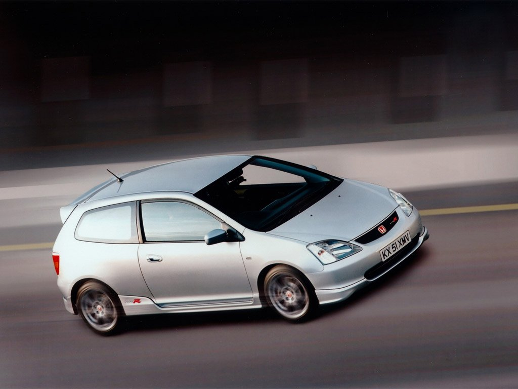 honda civic coupe vii 2002 pictures #10