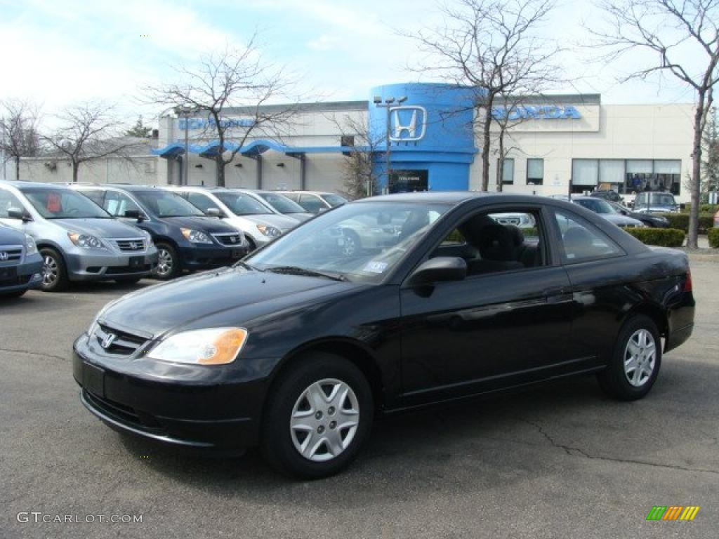 2003 Honda Civic Coupe Vii Pictures Information And