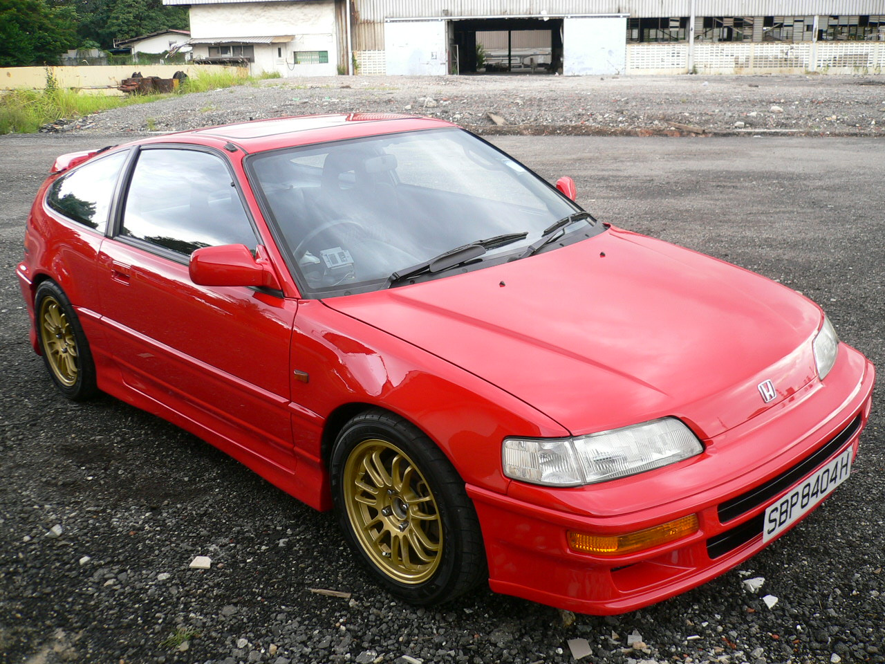 1991 honda civic hatchback v pictures information and specs auto. Black Bedroom Furniture Sets. Home Design Ideas