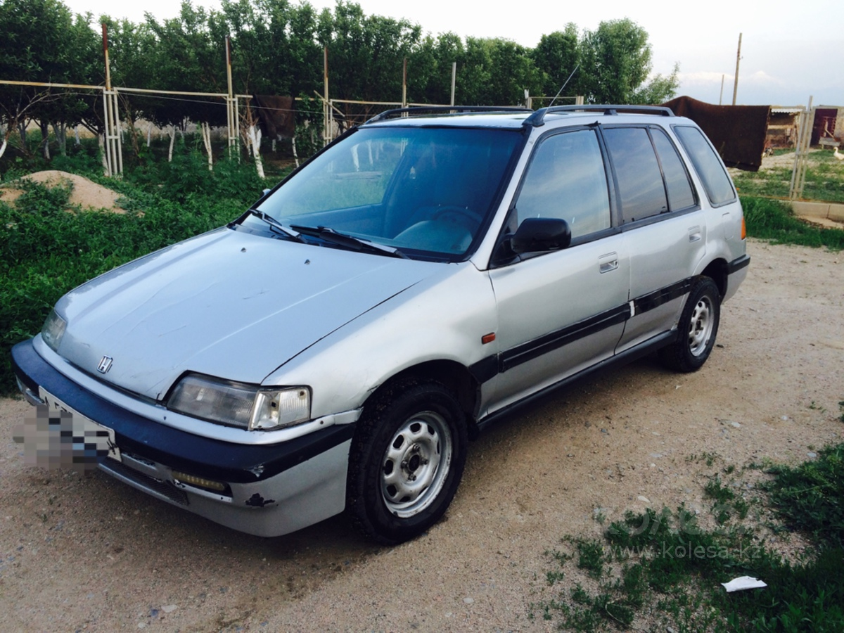 1992 Honda Civic Ii Shuttle Ee Pictures Information And Specs Sedan Pics 15