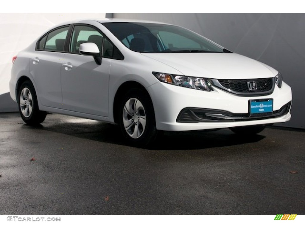 2013 Civic Sedan: Pictures, Information And