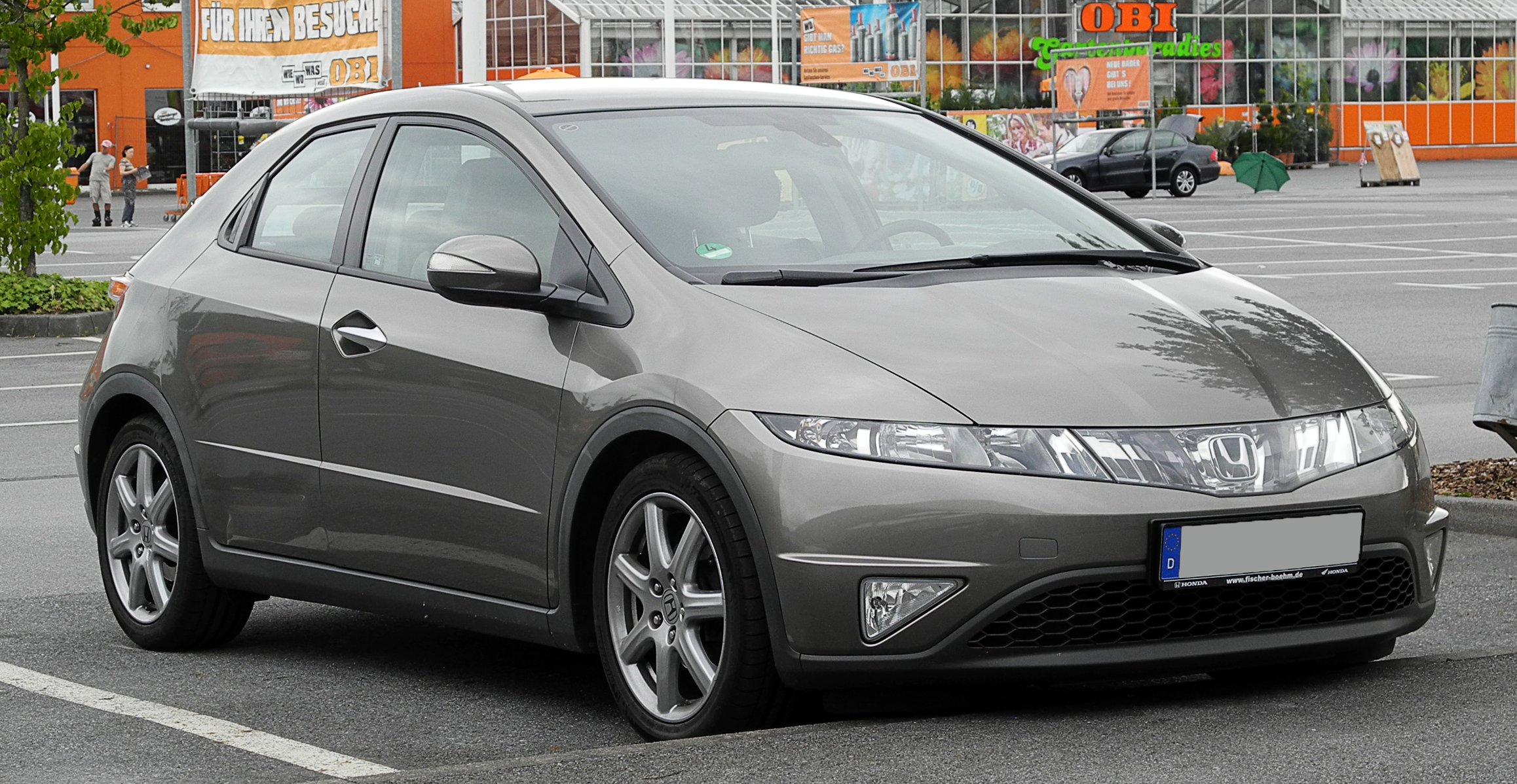 honda civic seriess