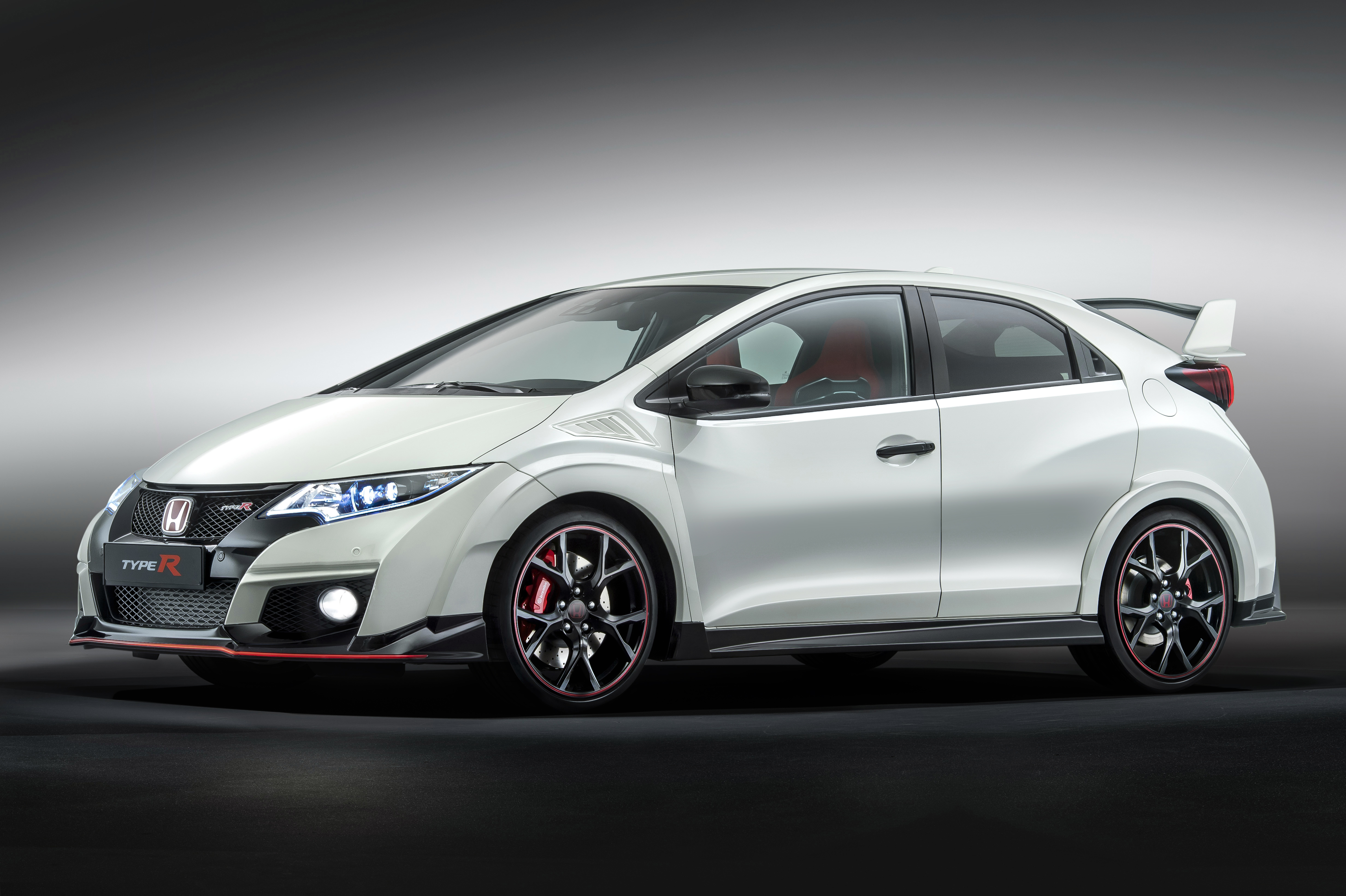 honda civic type-r #1