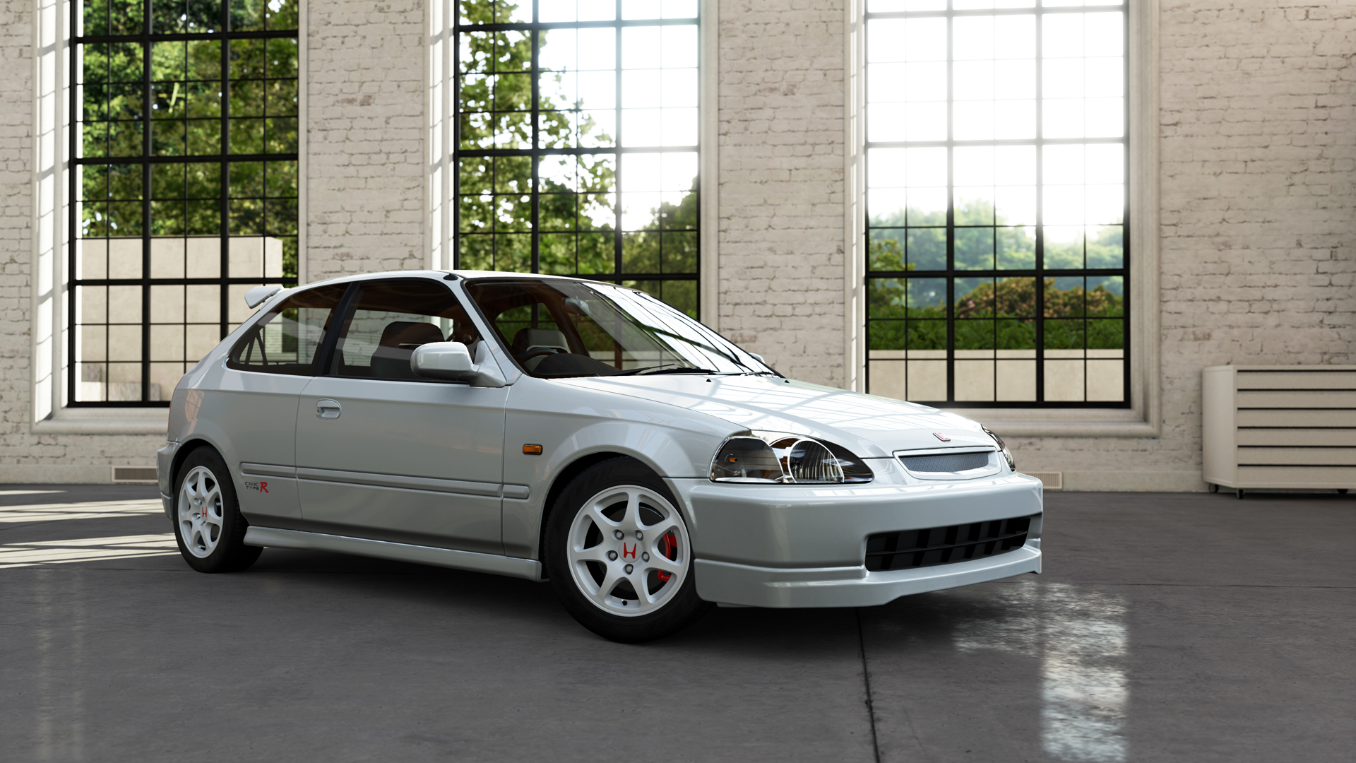 1997 Honda Civic type-r (ek9) - pictures, information and ...