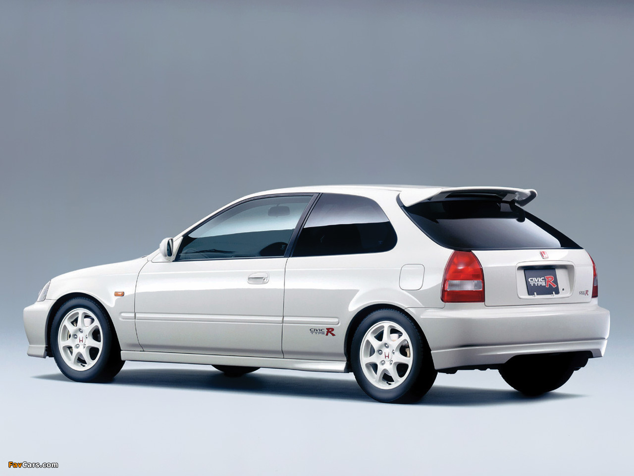 1999 Honda Civic type-r (ek9) - pictures, information and ...