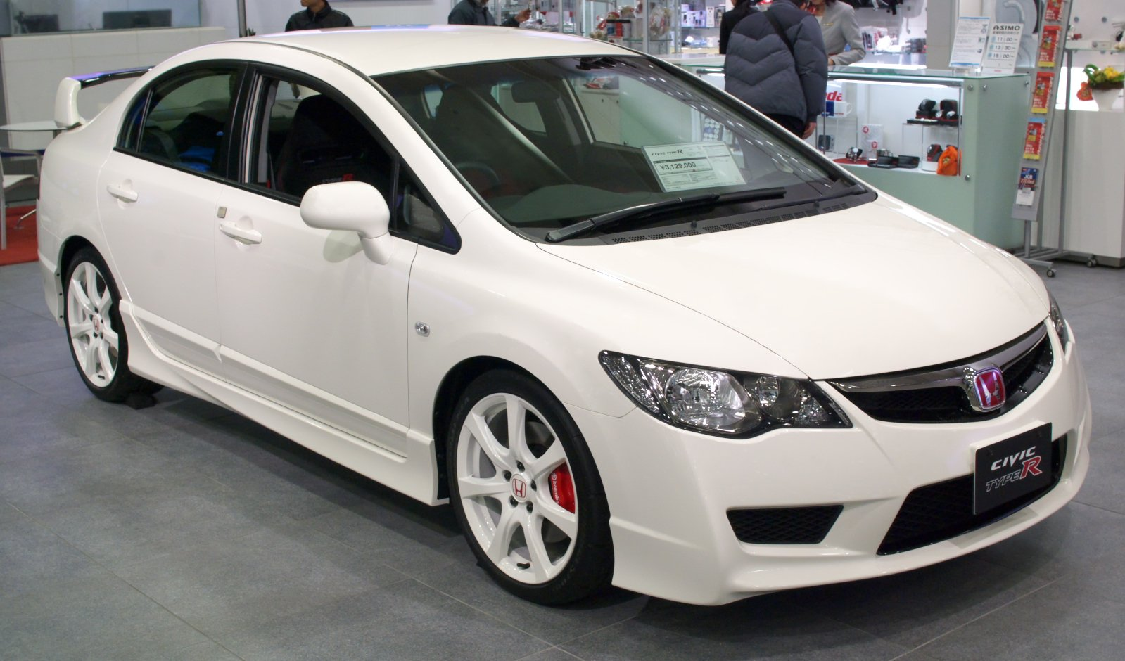 honda civic type-r (ep3) 2001